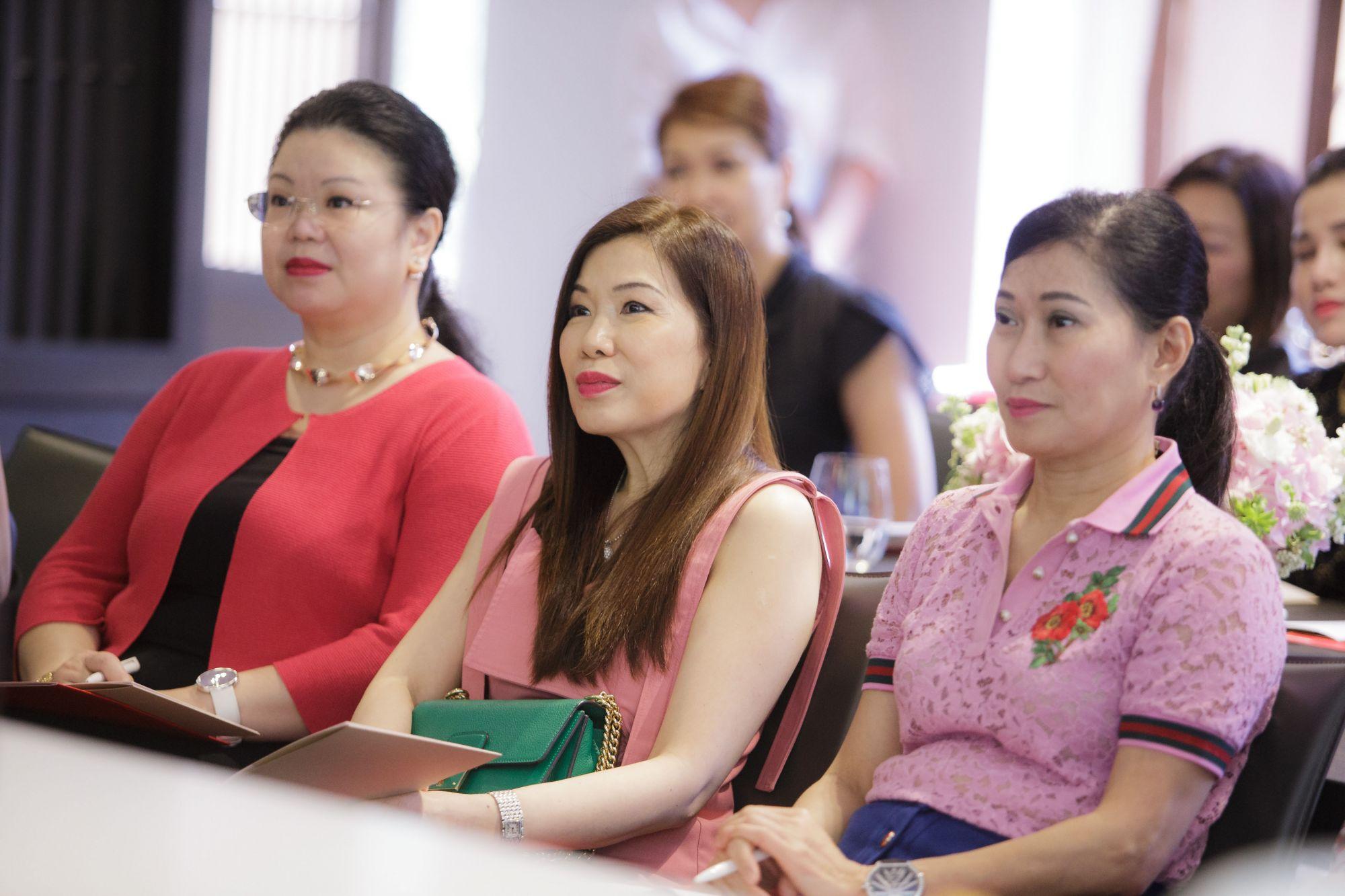 Lam Min Yee, Susan Peh, Tan Khar Nai