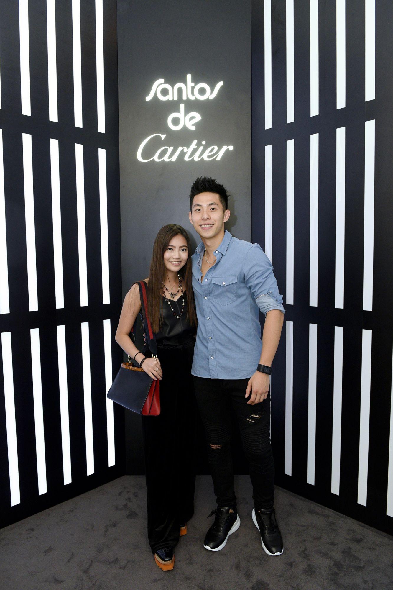 Vanessa Ng, Nick Huang