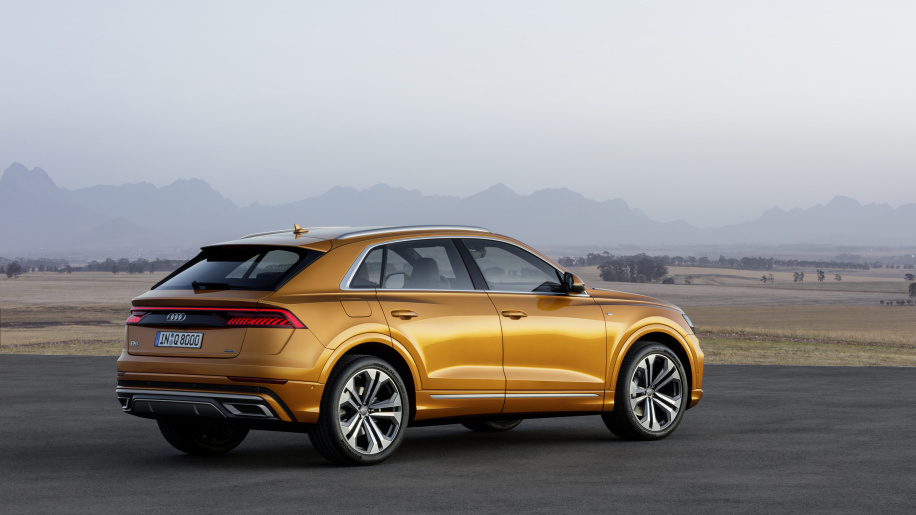 The all-new 2019 Q8 (Photo: Courtesy of Audi AG)
