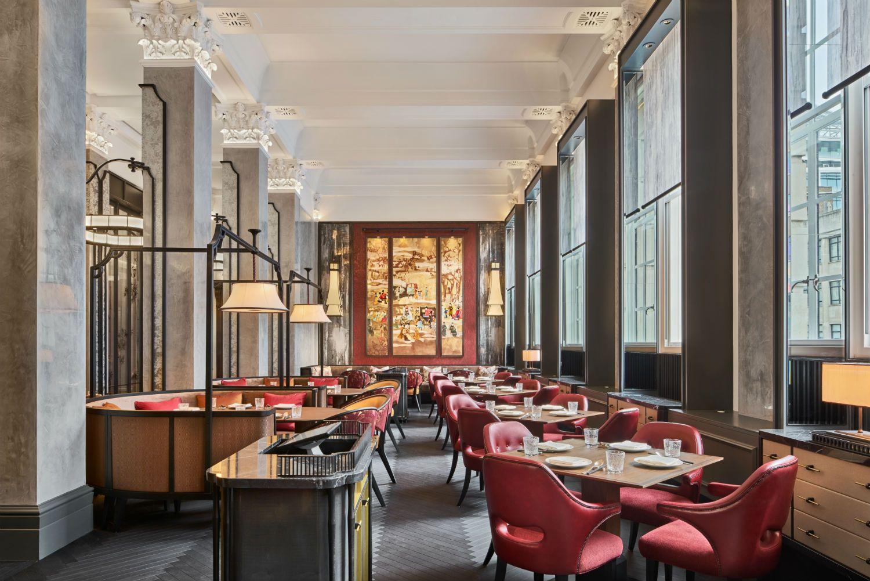 importance of interior design in restaurants london