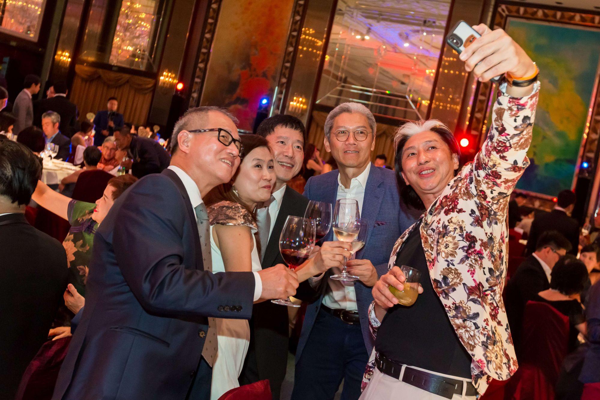 Rod Lim, Marianna Chong, Daniel Ong, Lee Sze Leong, Dominic Seow