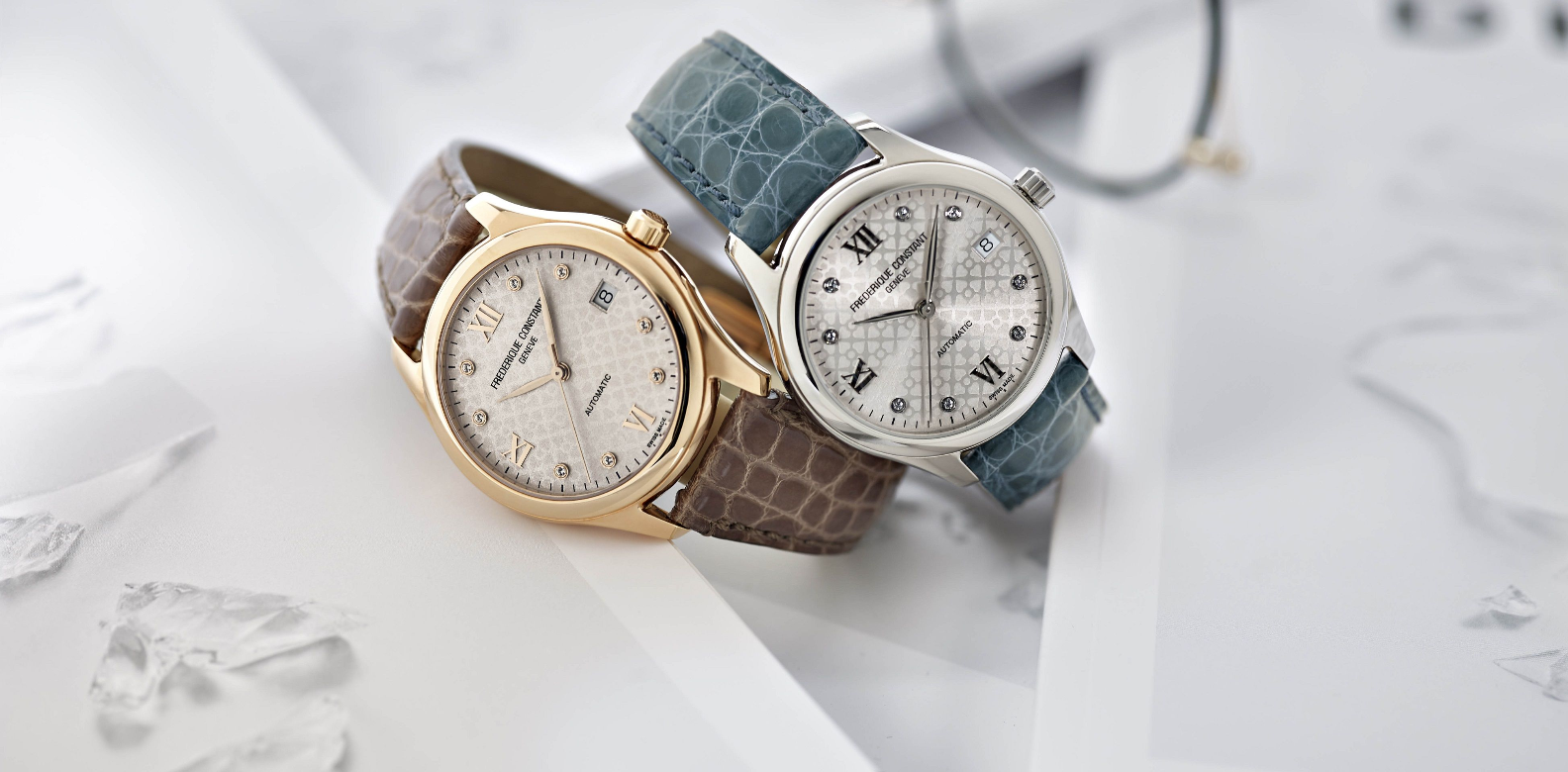 Two new models from the Frédérique Constant