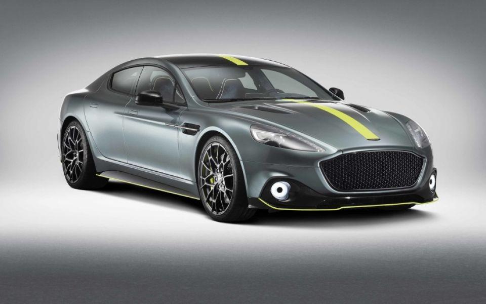 Aston Martin Rapid AMR (Photo: Courtesy of Aston Martin)