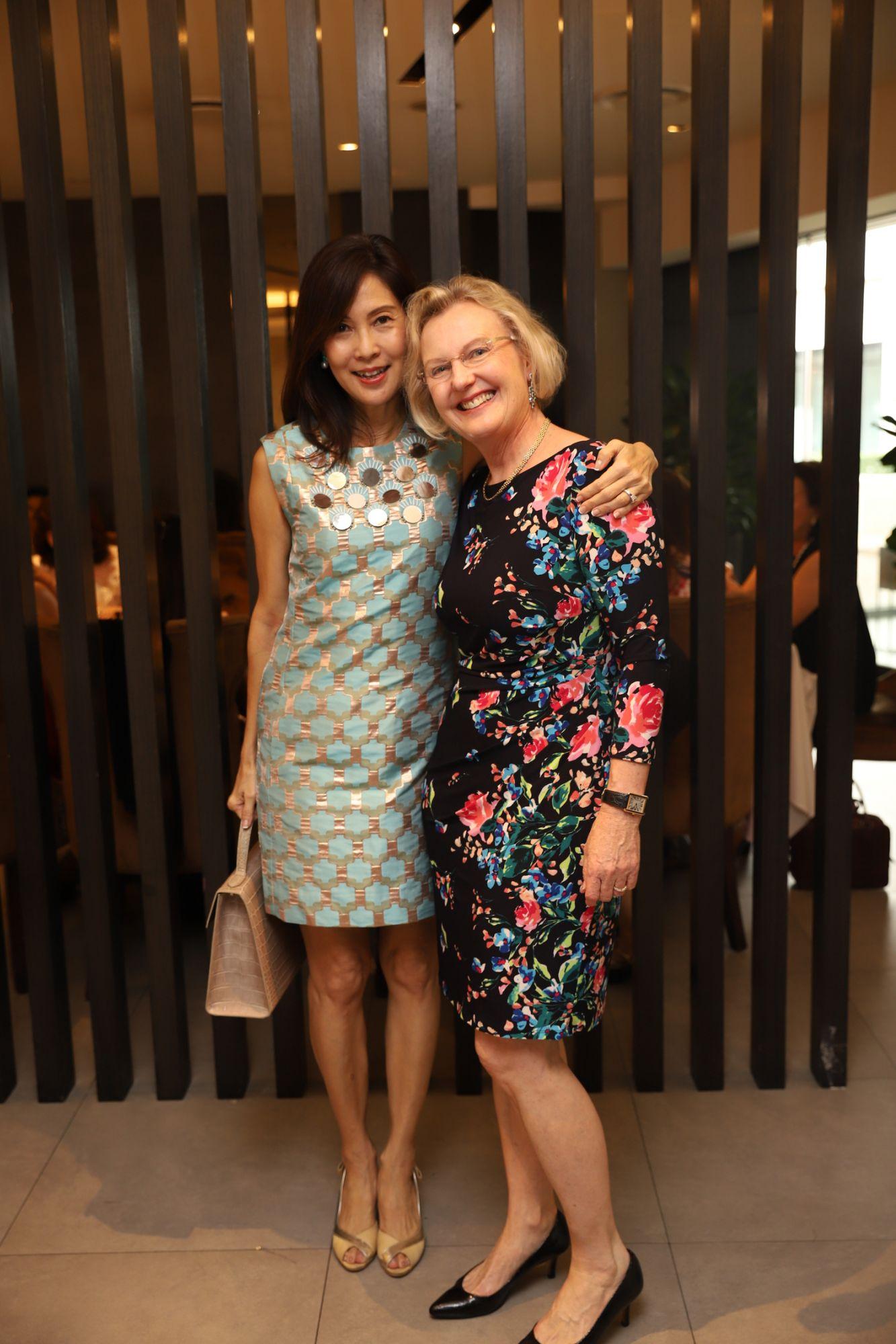 Grace Marie Lim, Michelle Chia