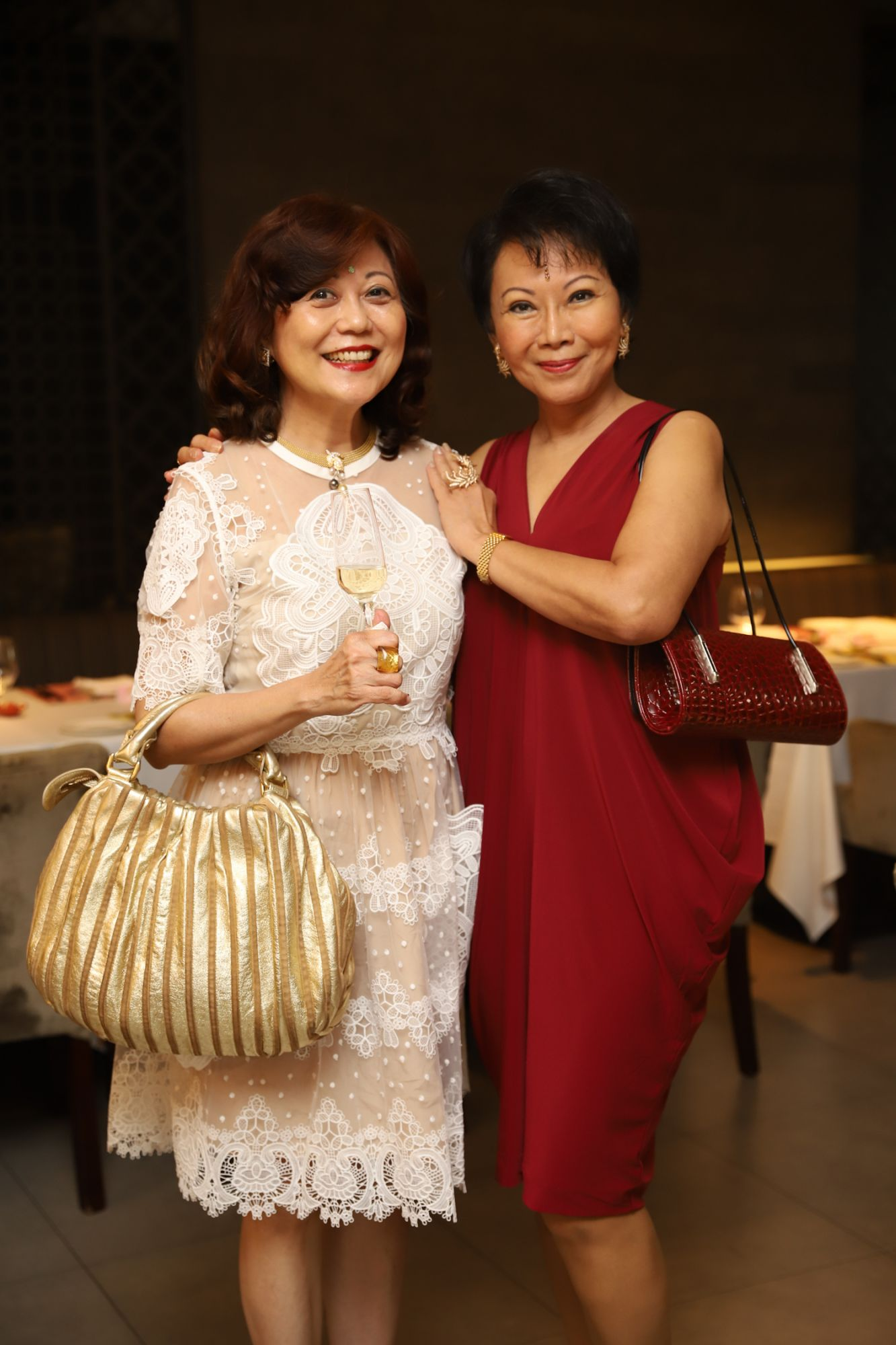 Jaclyn Lian Beng Eng, Christine Lee Soon Ai