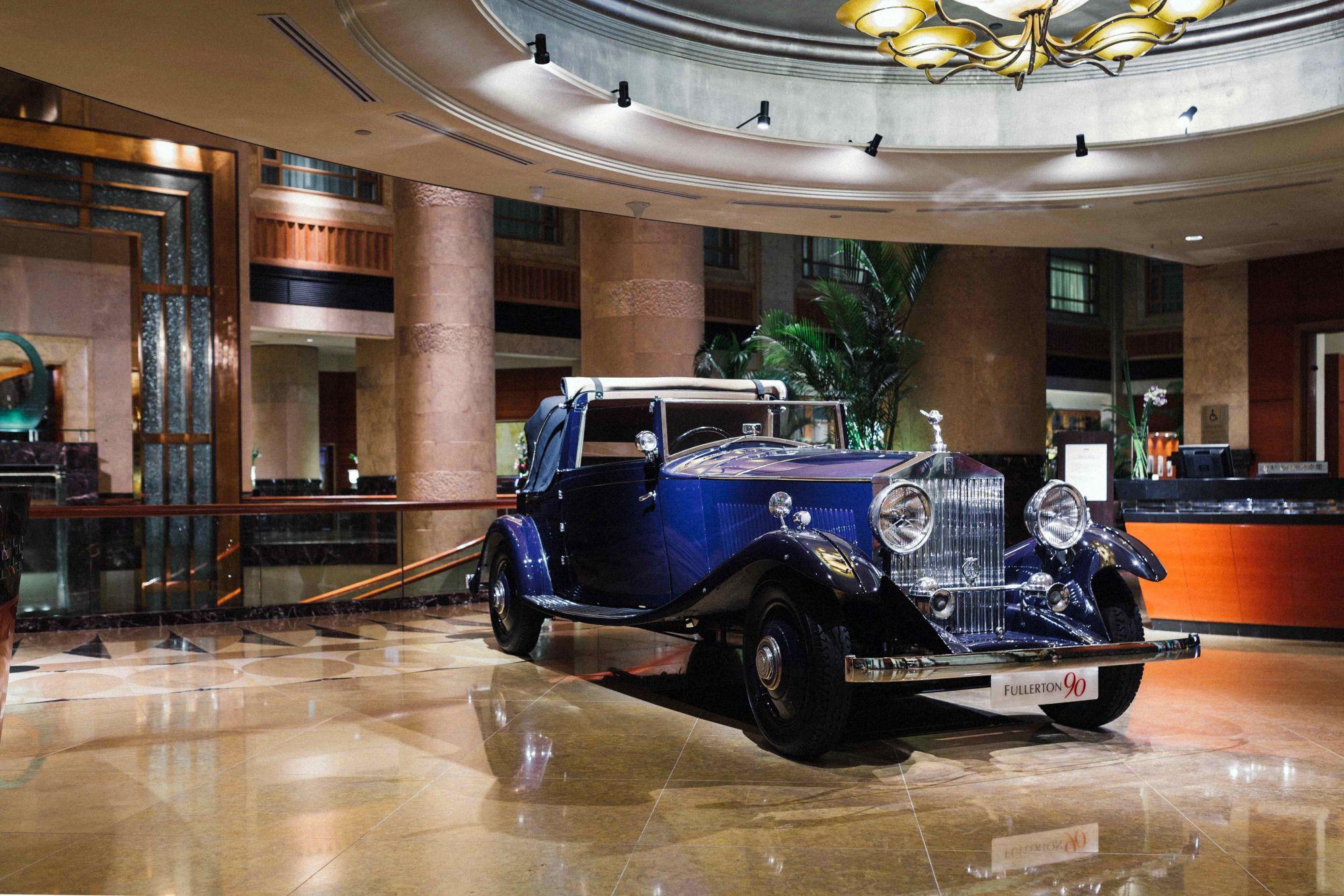 Fullerton Concours DElegance Opening Ceremony Gala Dinner And - Fullerton car show 2018