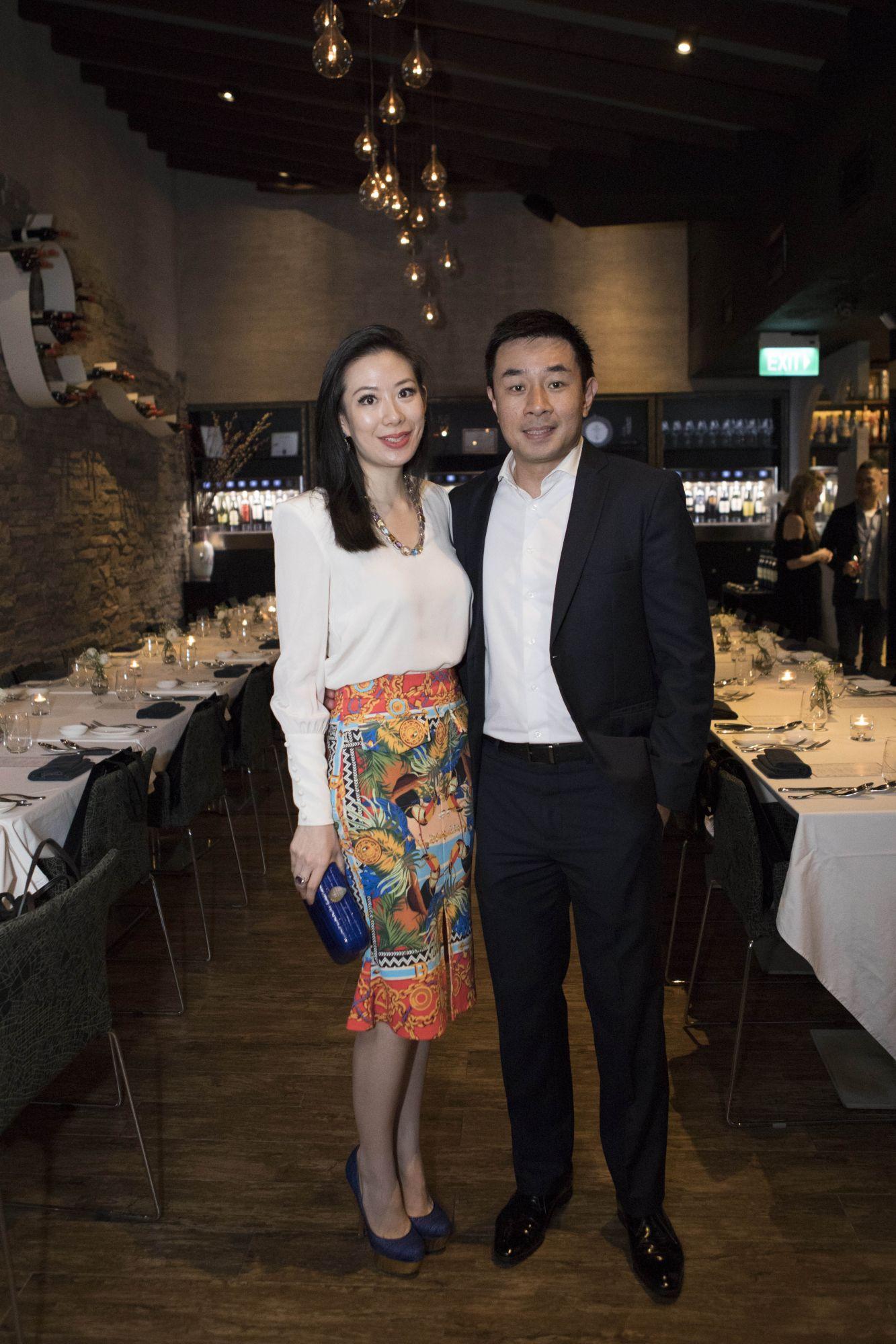 Stephanie Lee, Choo Ken-Yi