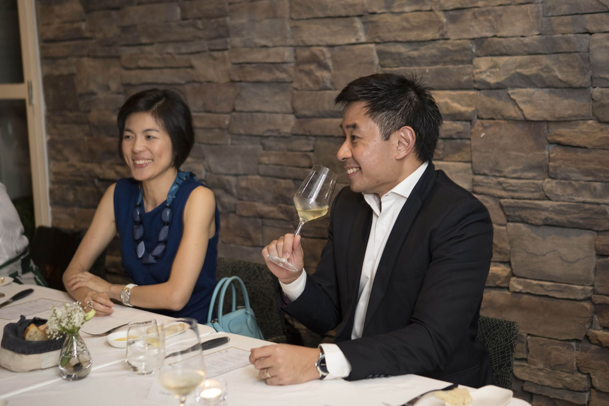 Yuko Iizuka, Leon Choong