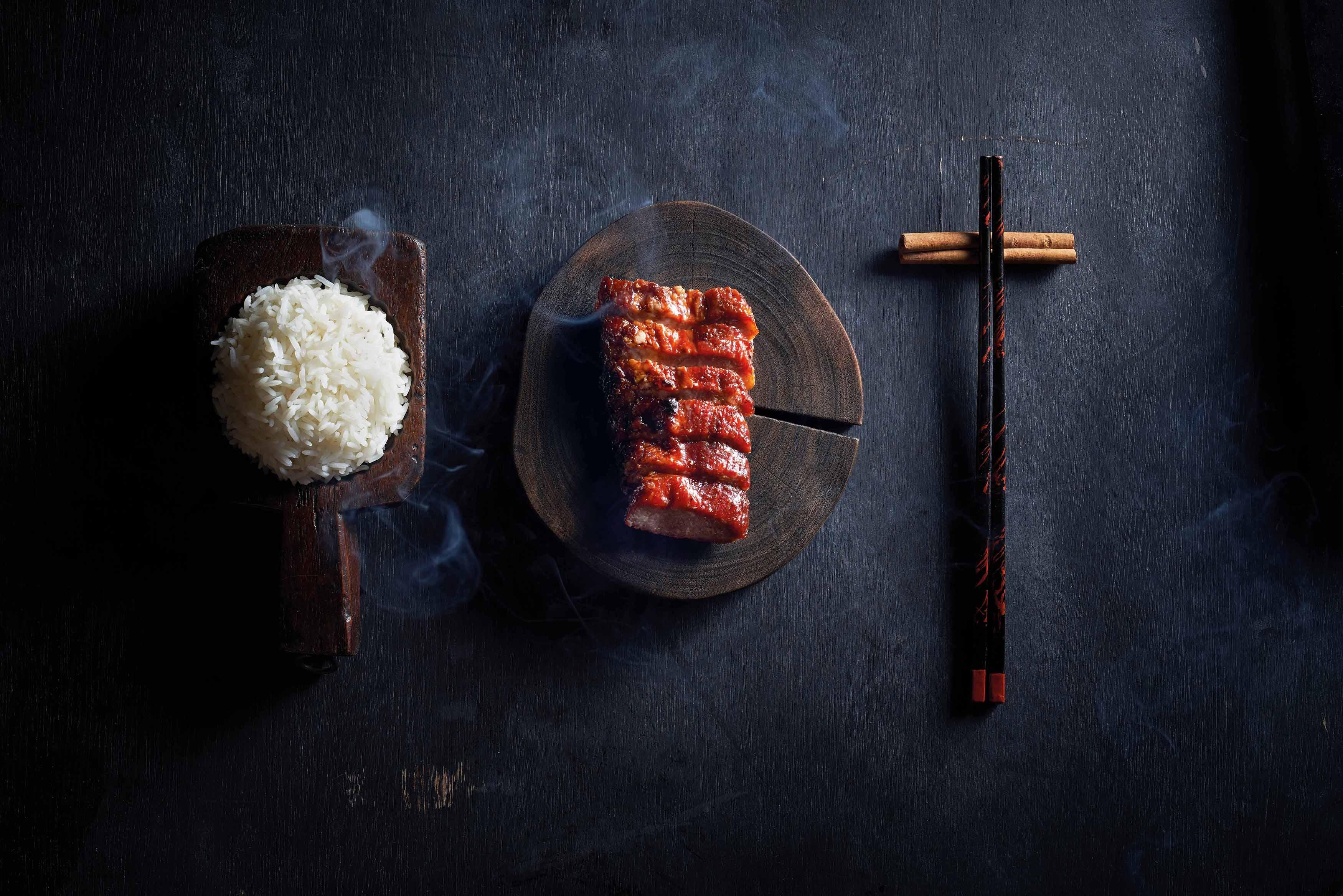 Roast Iberico Char Siew