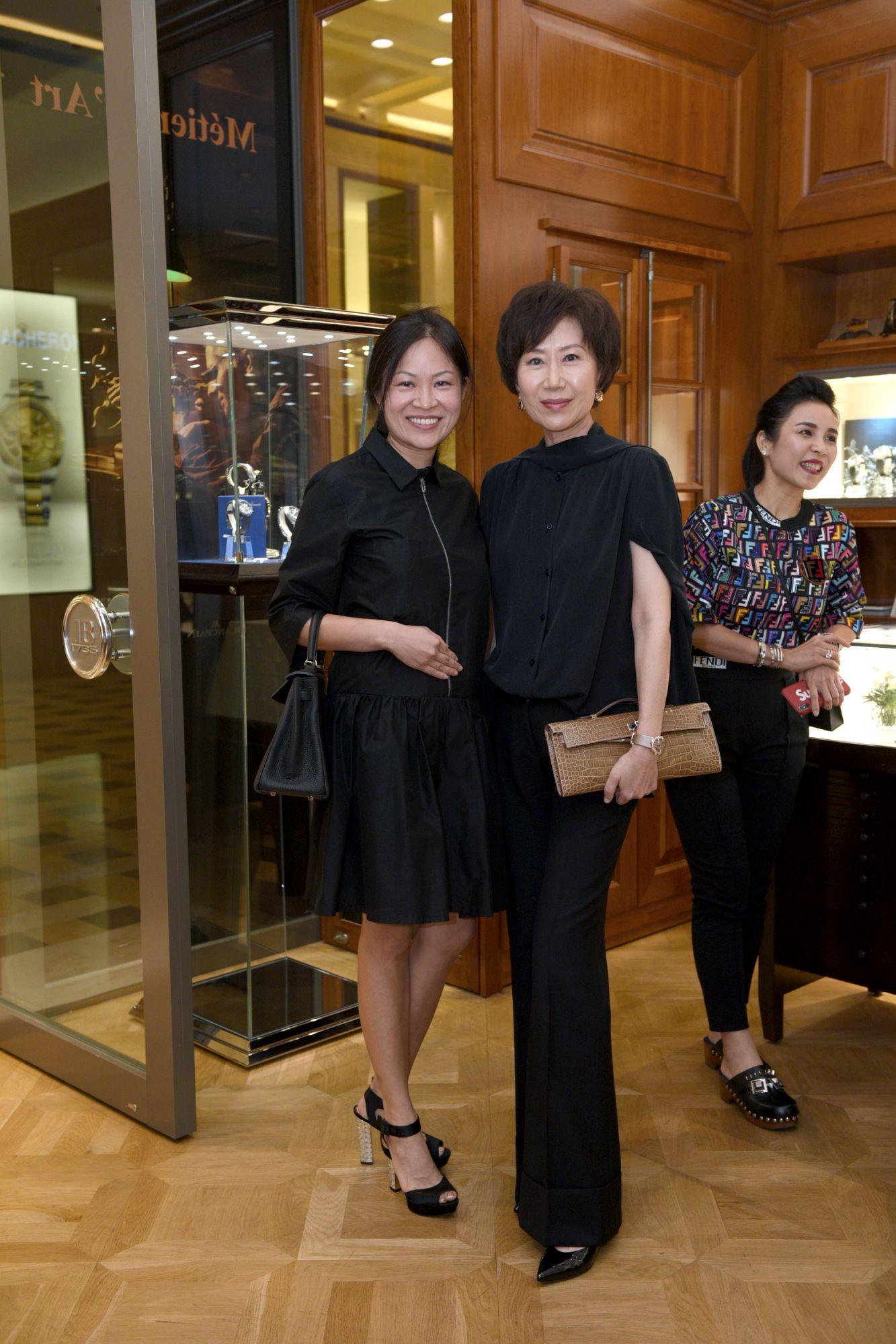 Sonia Ong, Nancy Ong, Fanty Soenardy