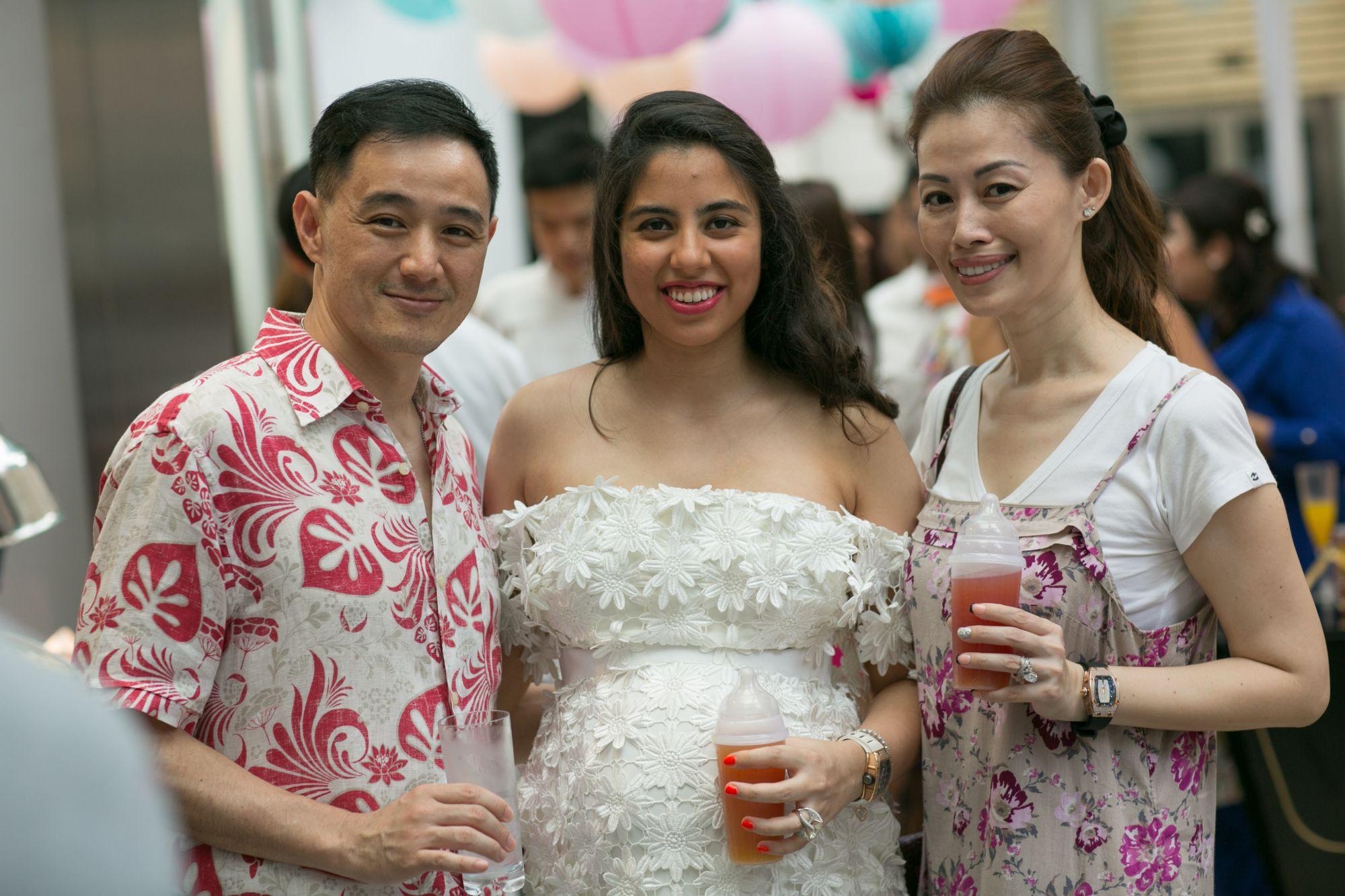Benjamin Kim, Shaila Hiranandani, Serene Tan