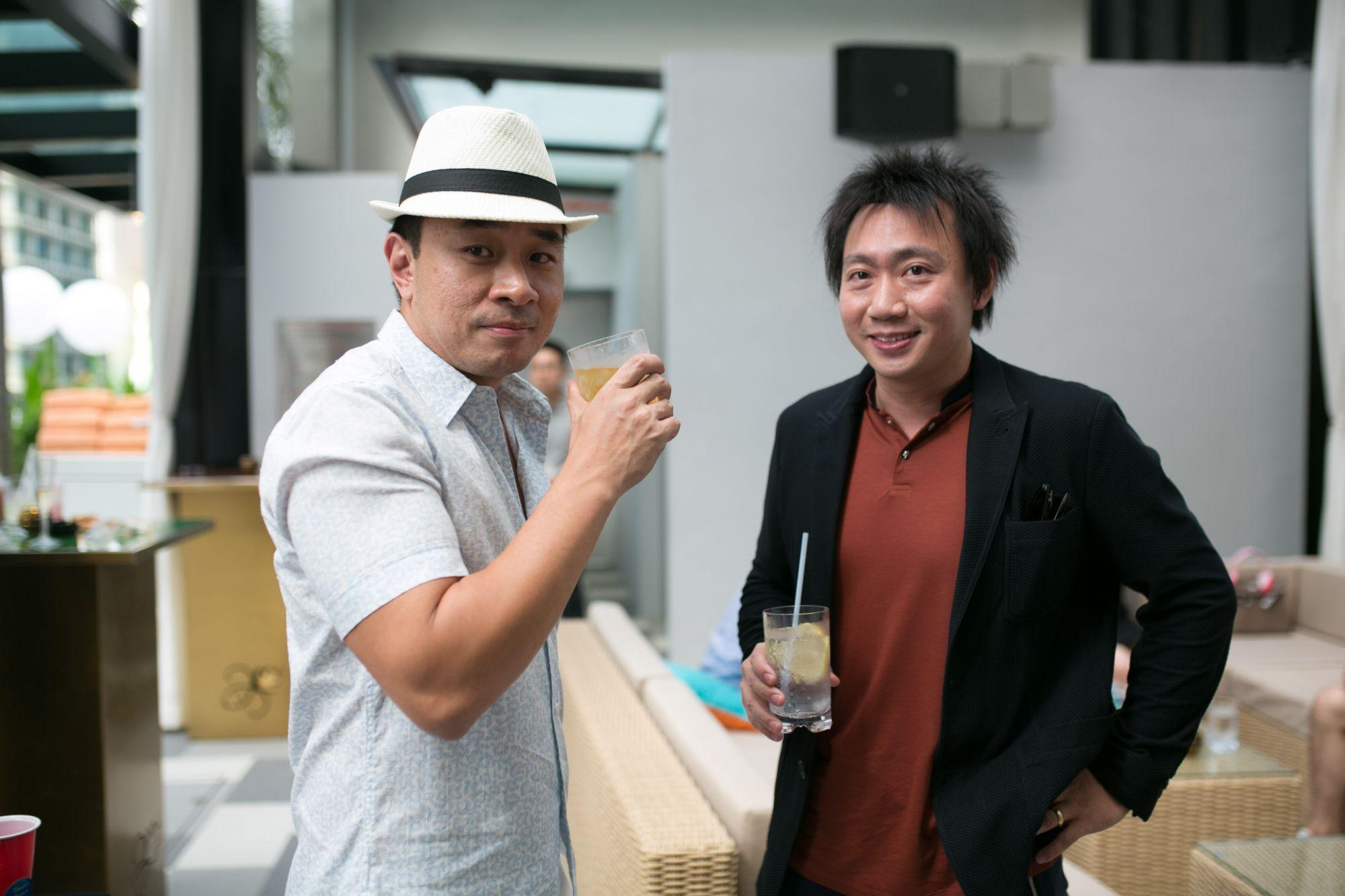 Choo Ken-Yi, Samuel Tan