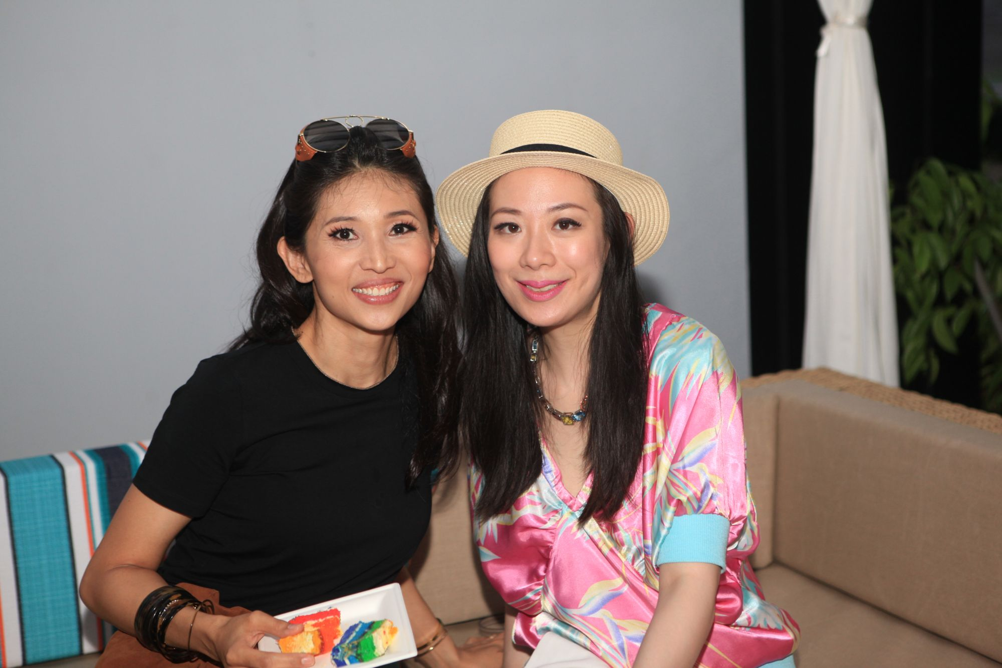 Karen Ong-Tan, Stephanie Lee
