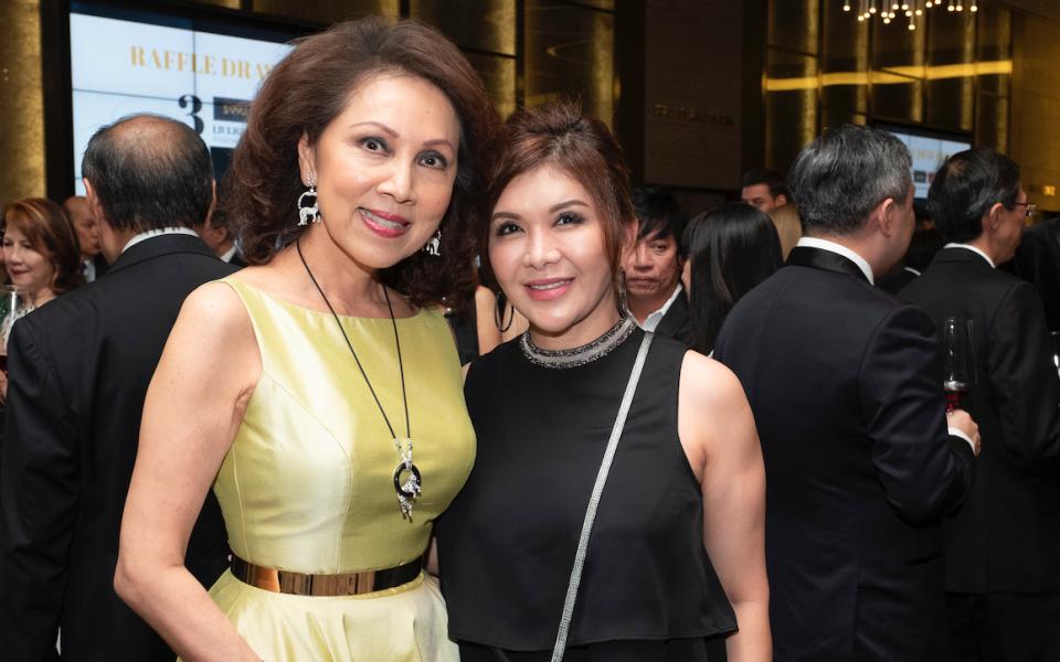 Sandra Chang, Belinda Chua
