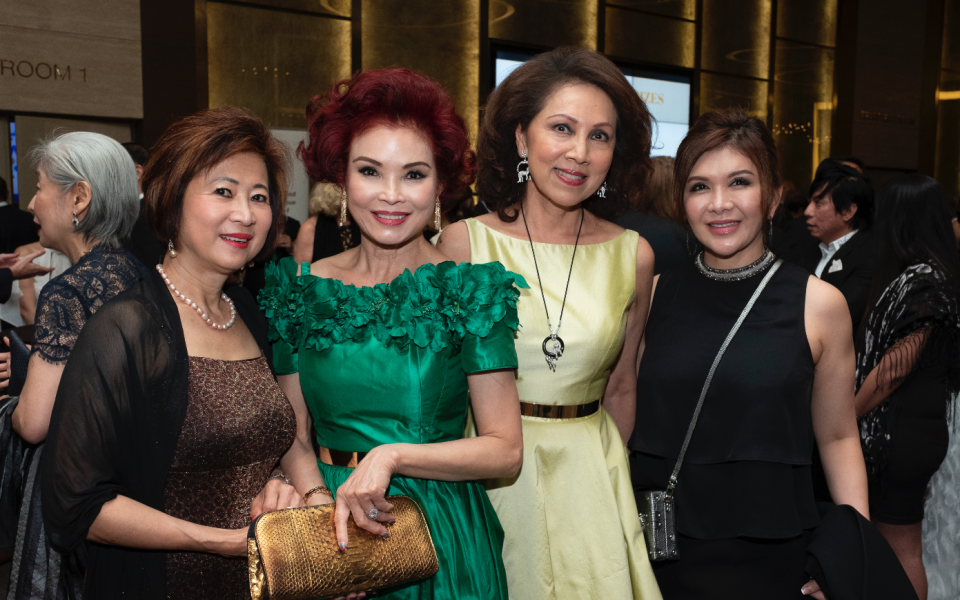 Jennifer Tan, Linda Soo-Tan, Sandra Chang, Belinda Chua
