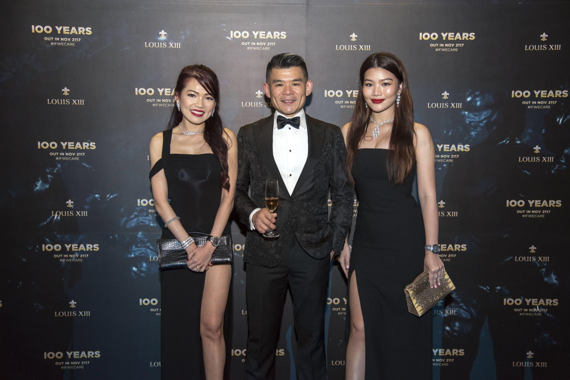 Angela Ng, Andrew Teo, Adeline Teo