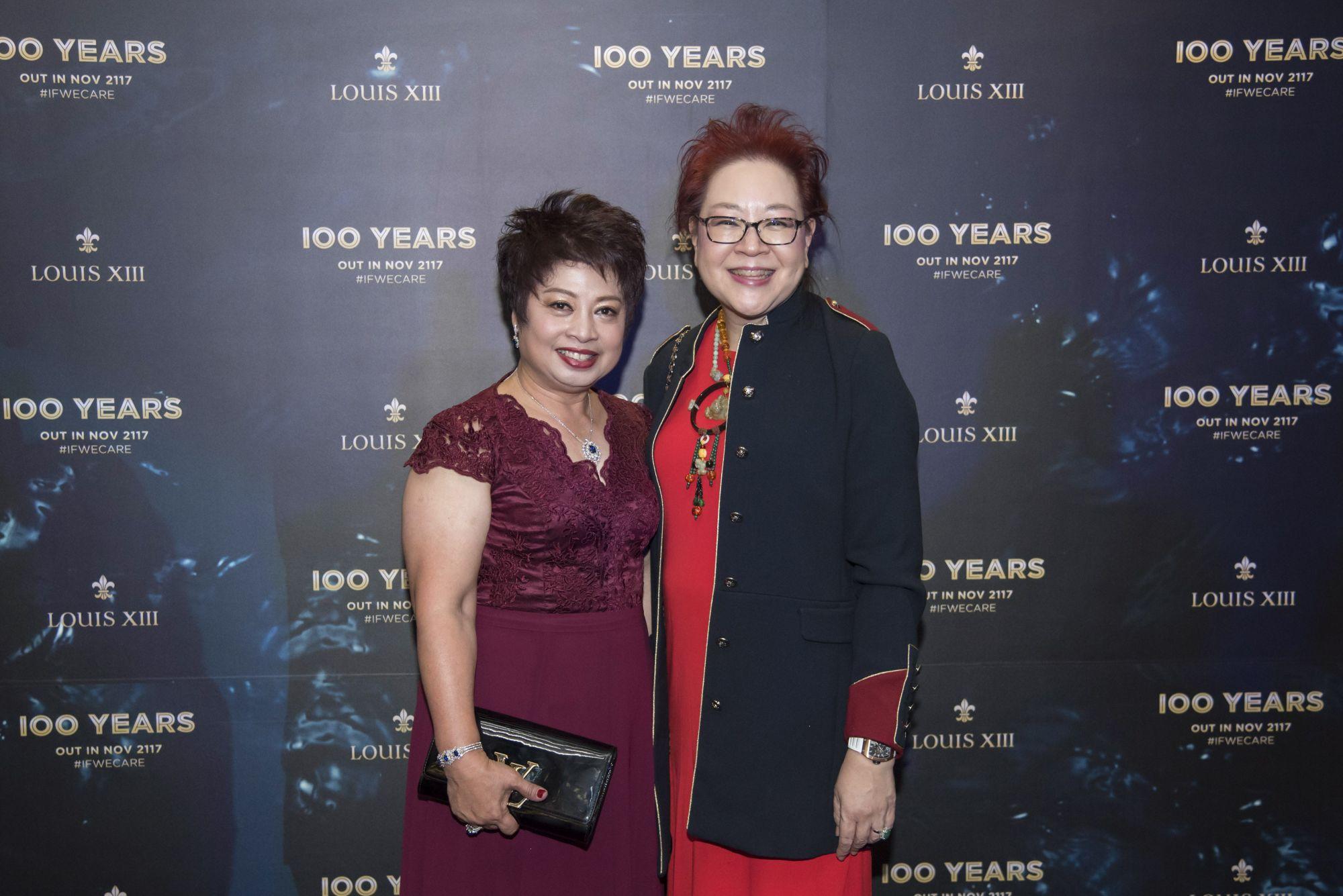 Linda Phee, Elizabeth Hsu