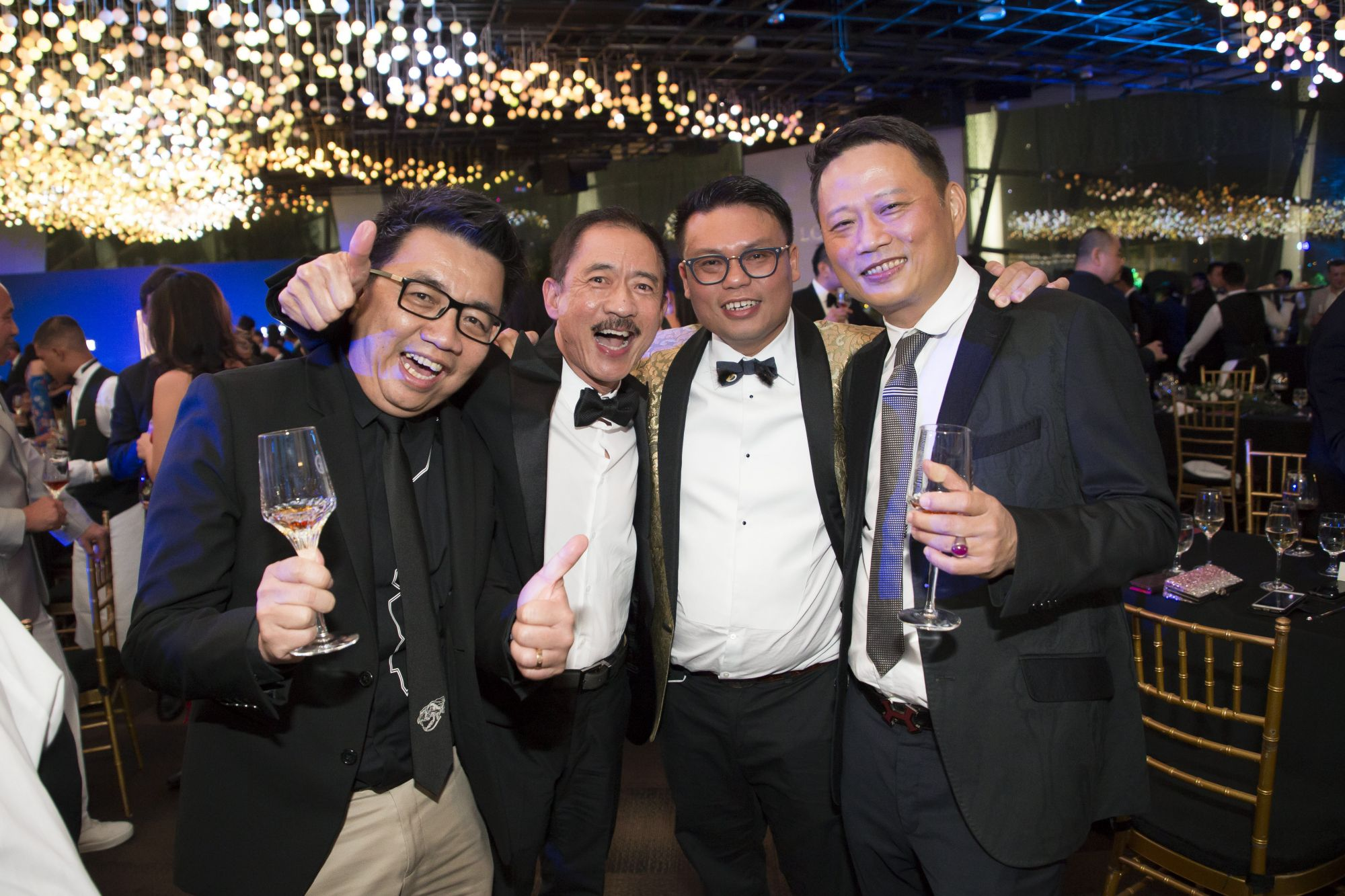 David Ong, CH Yip, Francis Ong, Jason Lee