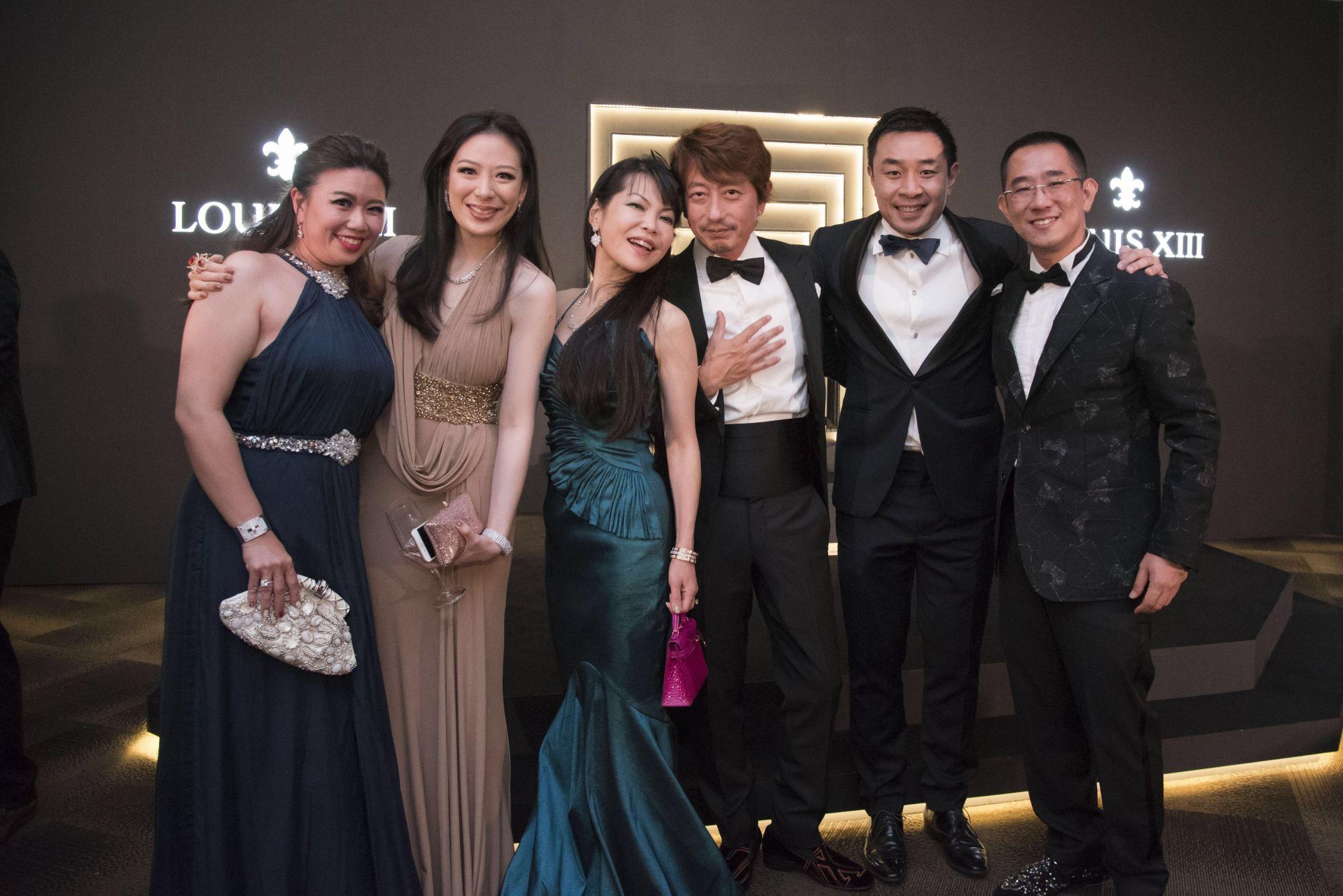 Siow Yin Yin, Stephanie Lee, Kyoko Abe, Kimihisa Abe, Choo Ken-Yi, Anthony Yong