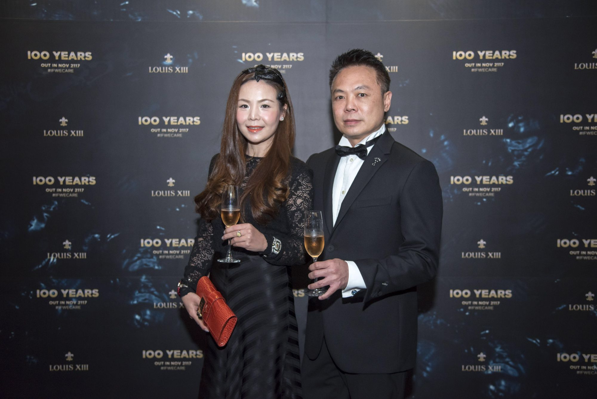 Andrea Chow, Shaun Lim