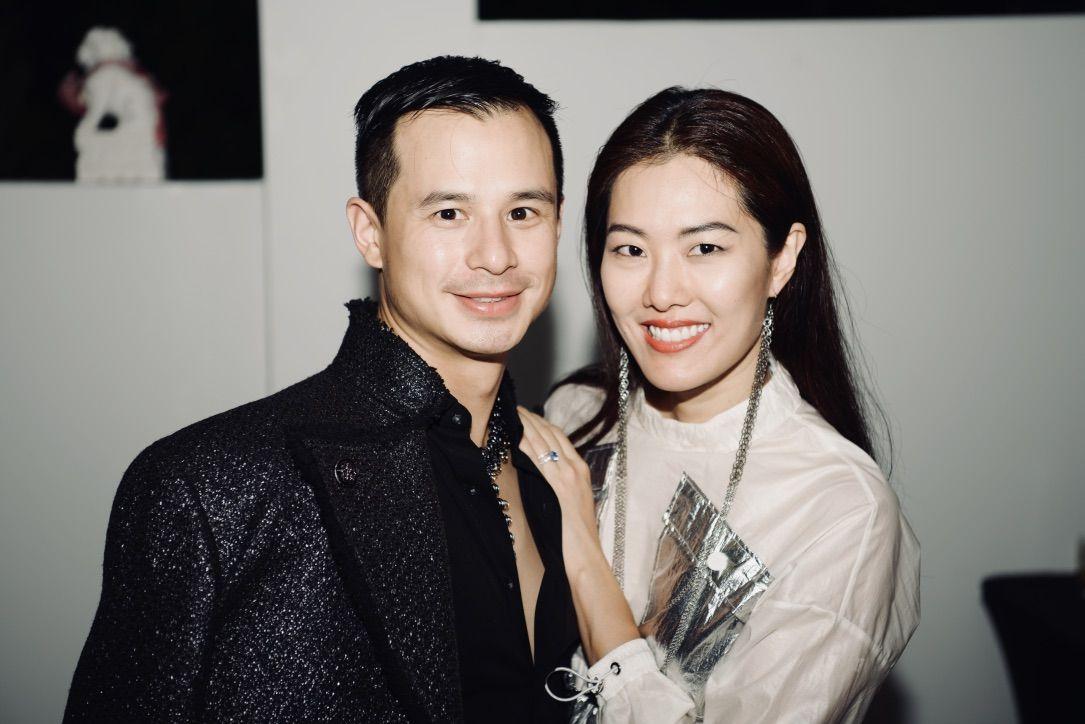 Henry Chan, Valerie Lim
