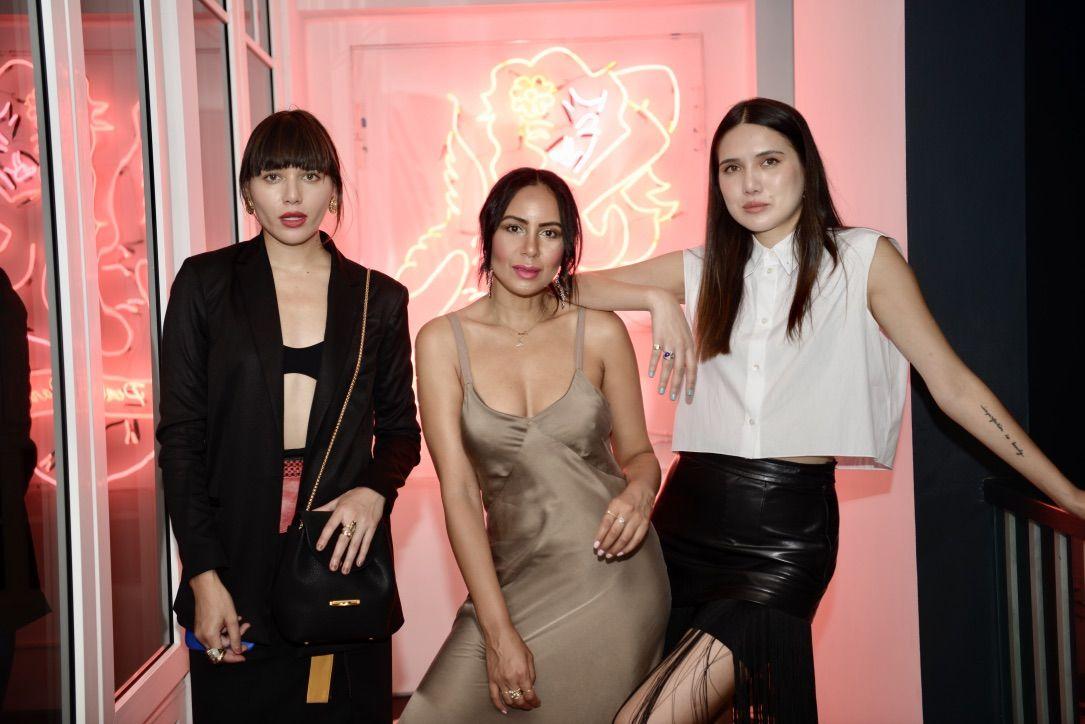 Dylana Suarez, Taye Hansberry, Natalie Suarez
