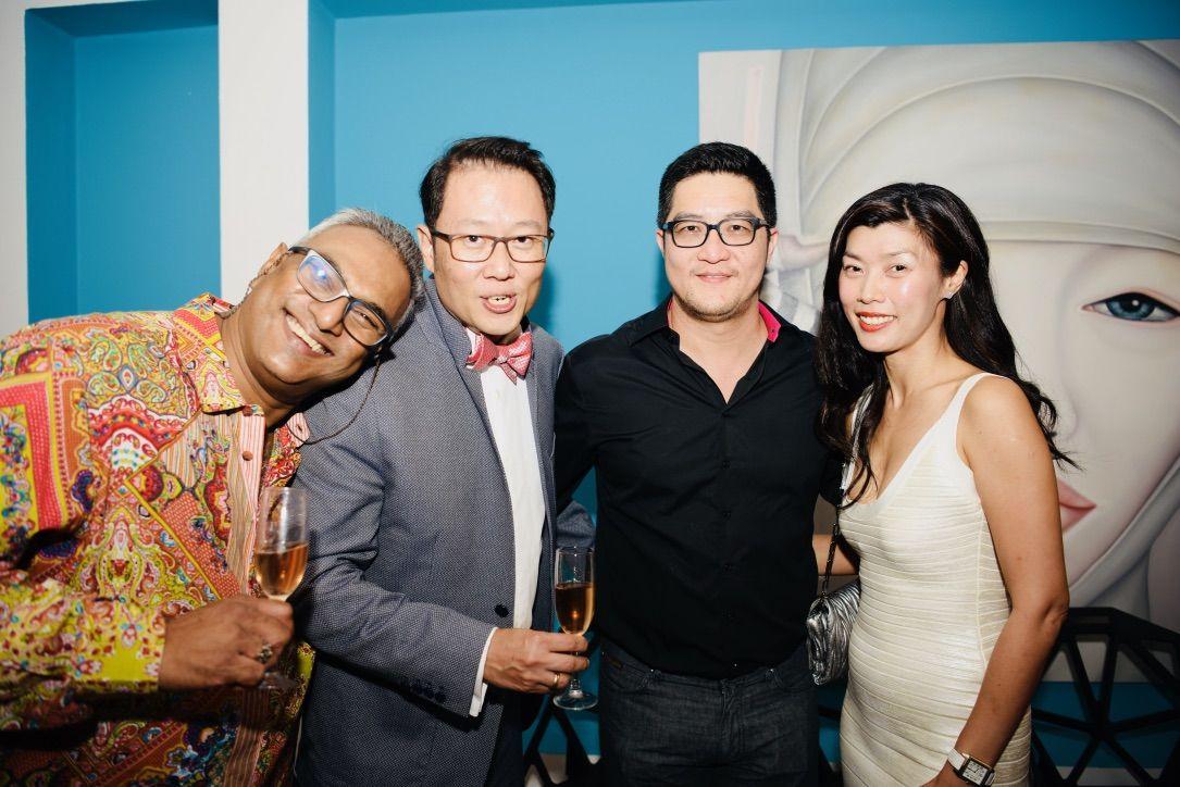 Sanjay Kuttan, Cheen Chong Tan, Chu Hui Yi, Shan Shan Guan