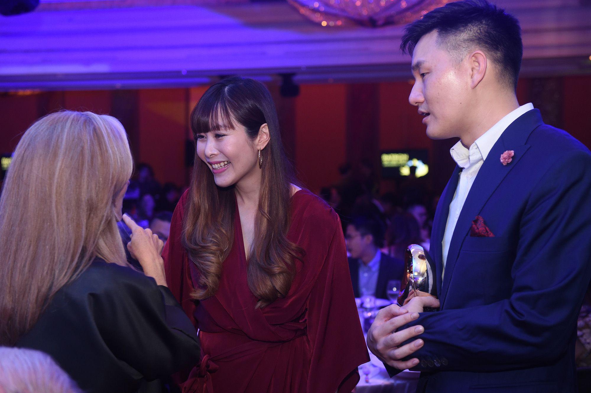Jenny Tay, Darren Cheng