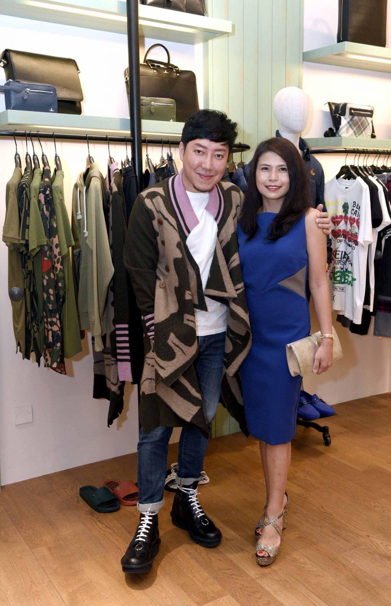 Desmond Lim, Marilyn Lum