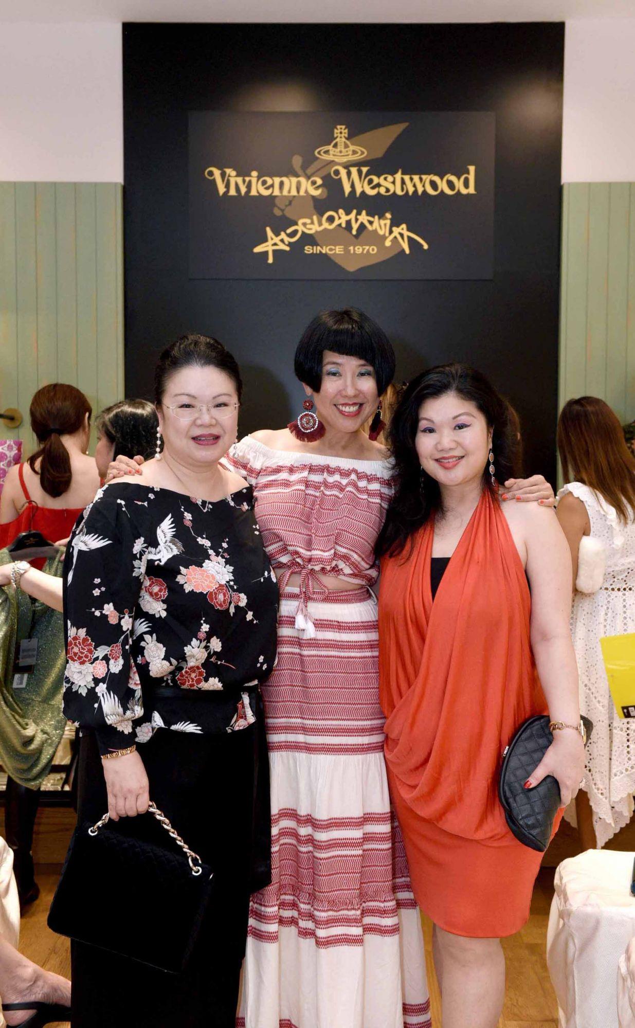 Lam Min Yee, Rosalynn Tay, Lam Tse-Yi