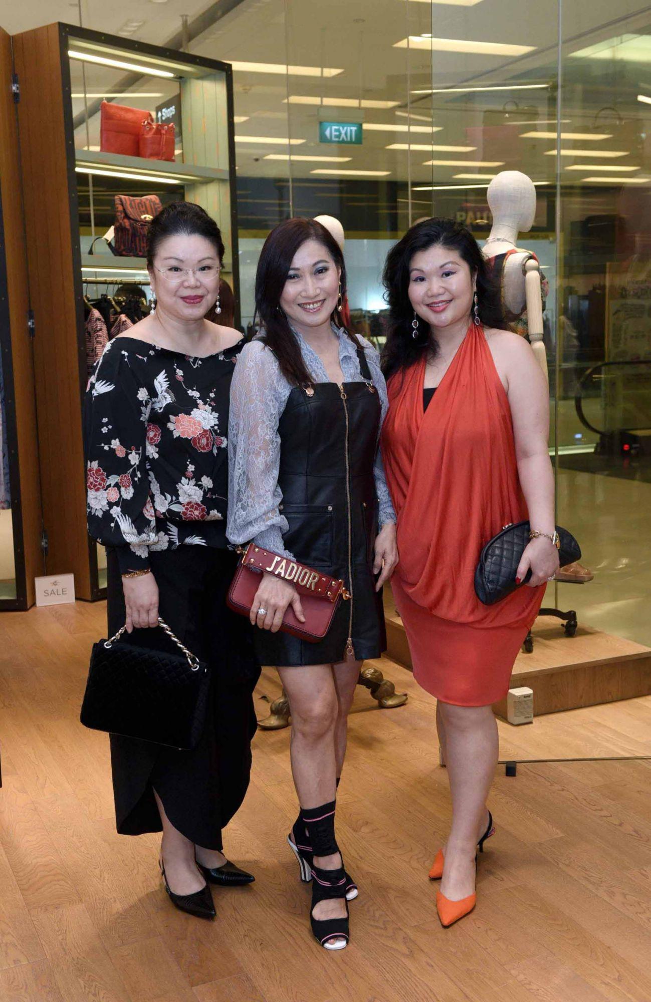 Lam Min Yee, Tan Khar Nai, Lam Tse-Yi