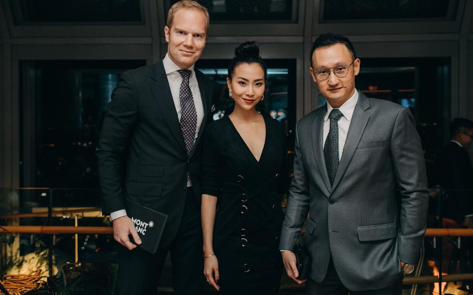 Matthieu Dupont, Sonia Chew, Benjamin Goh