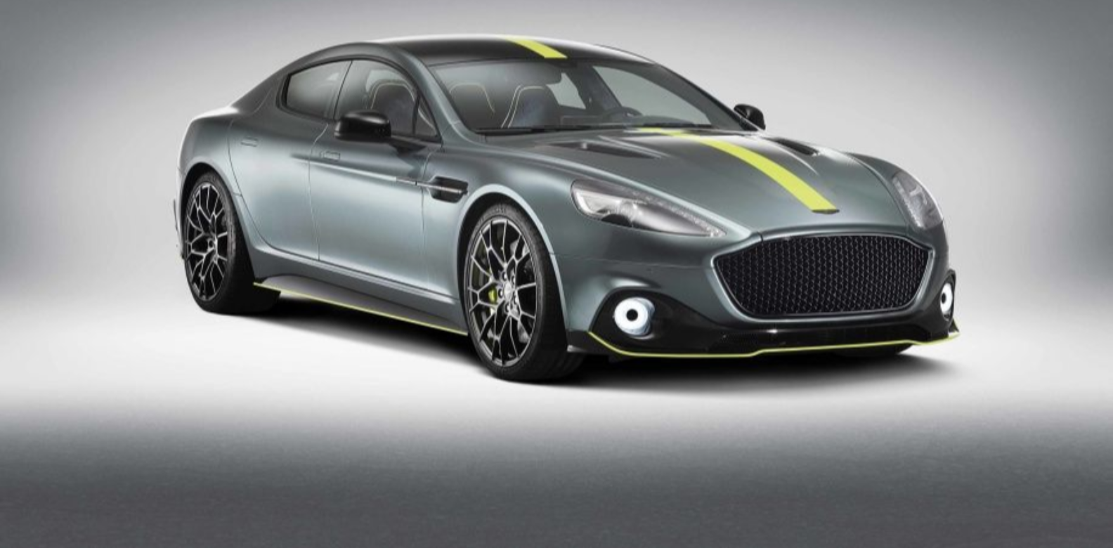 Aston Martins Rapide AMR Is Entering Production Singapore Tatler - Aston martin rapide