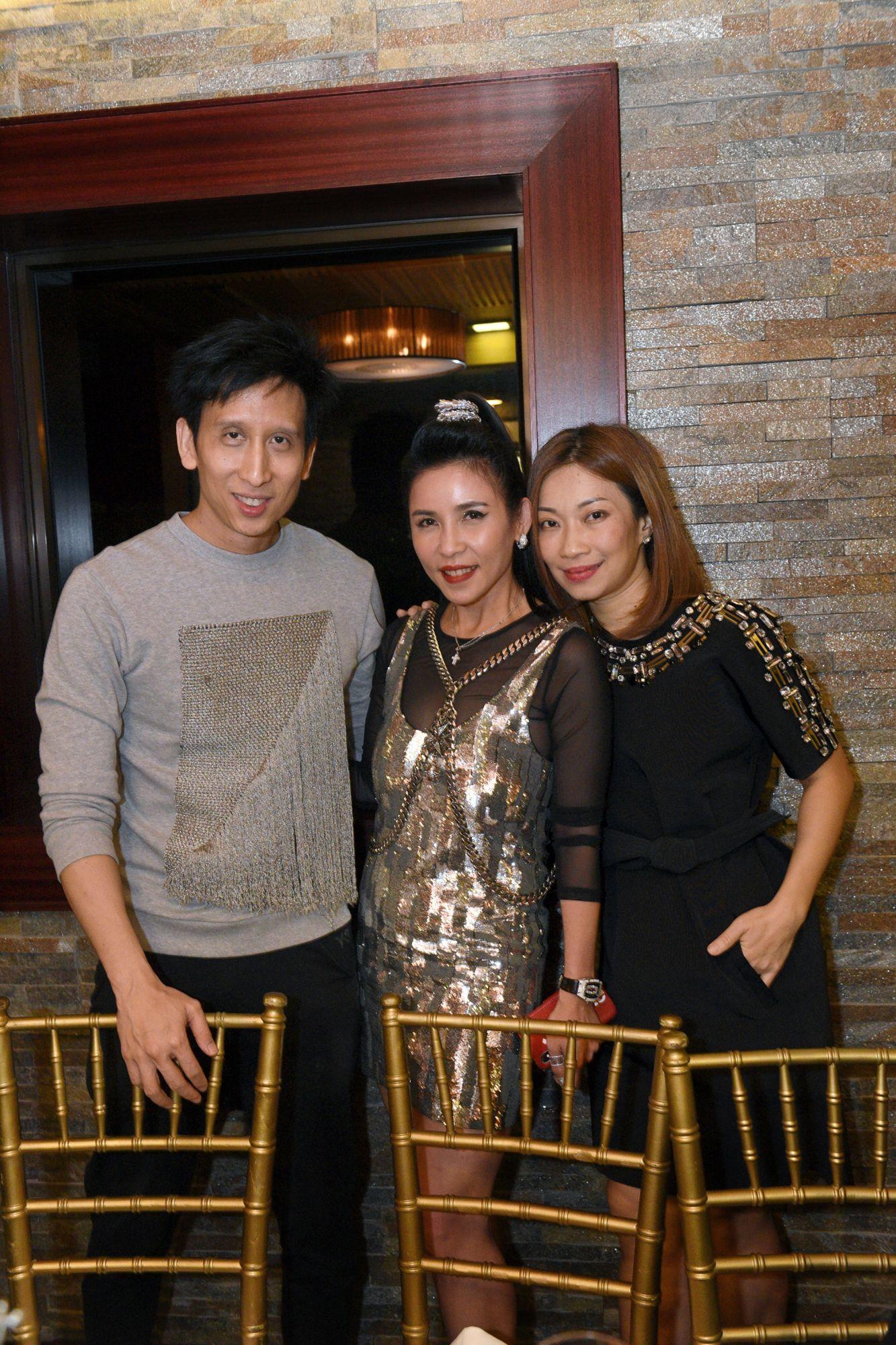 Damien Low, Fanty Soenardy, Corinne Ng