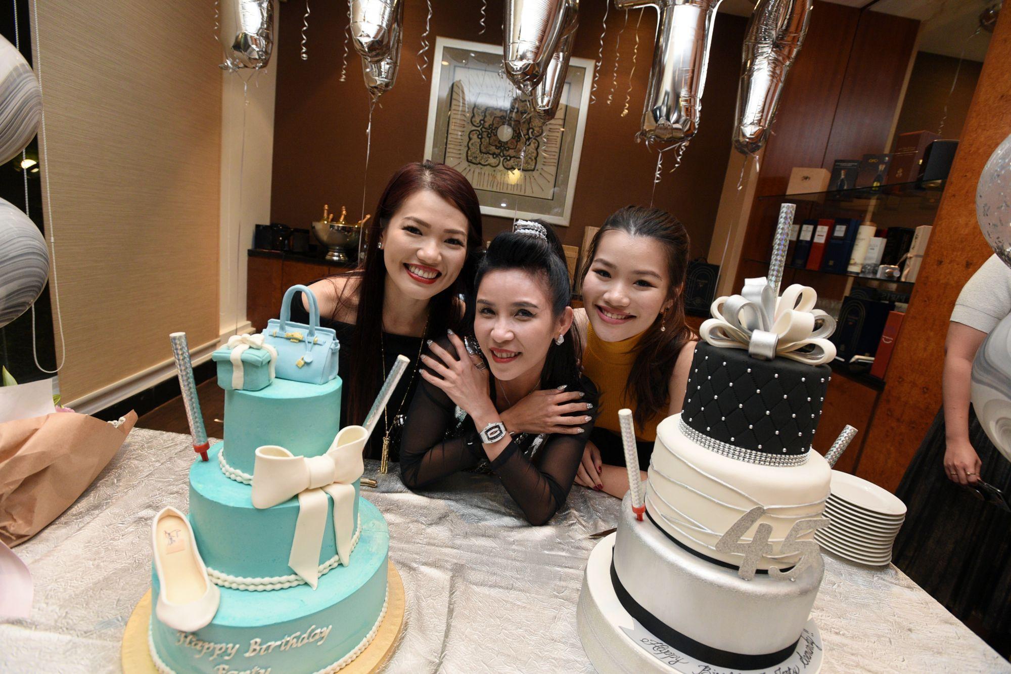 Angela Ng-Teo, Fanty Soenardy, Adeline Teo