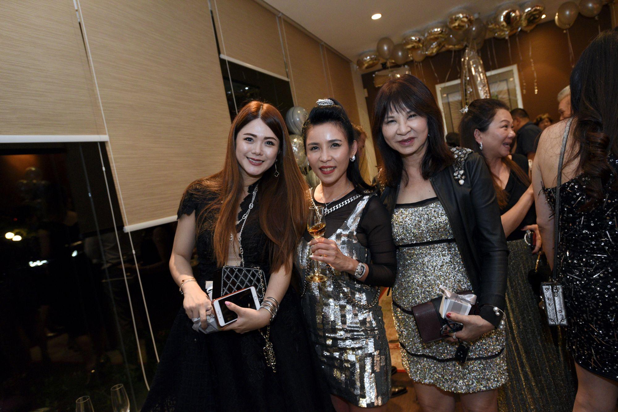 Chermaine Pang, Fanty Soenardy, Violet Yeo