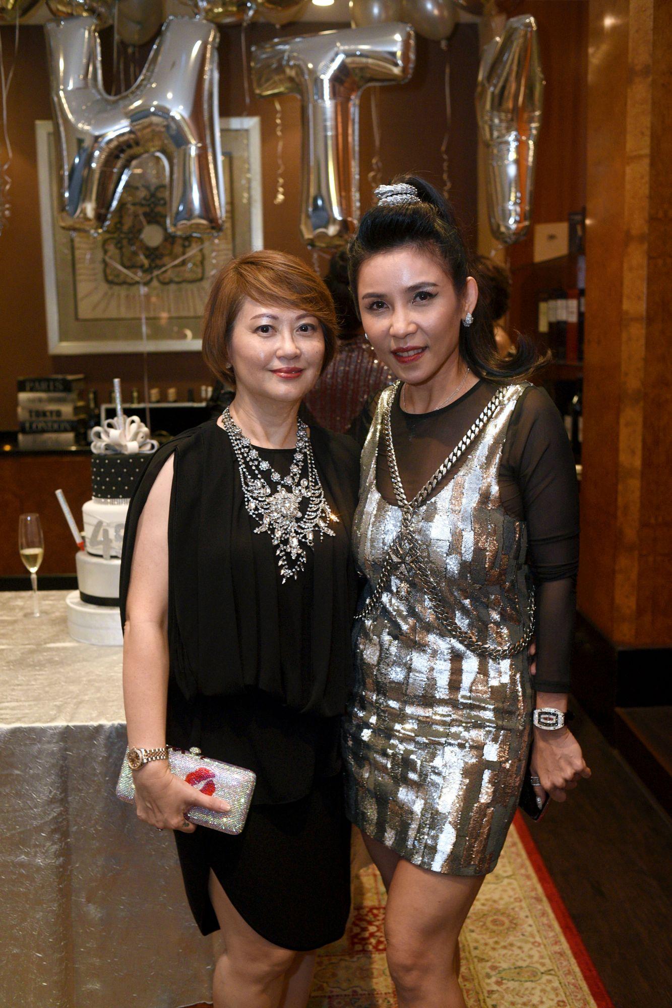 Jenny Wong, Fanty Soenardy