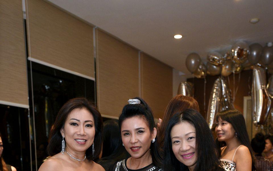 Ingrid Prasatya, Fanty Soenardy, Dana Cheong