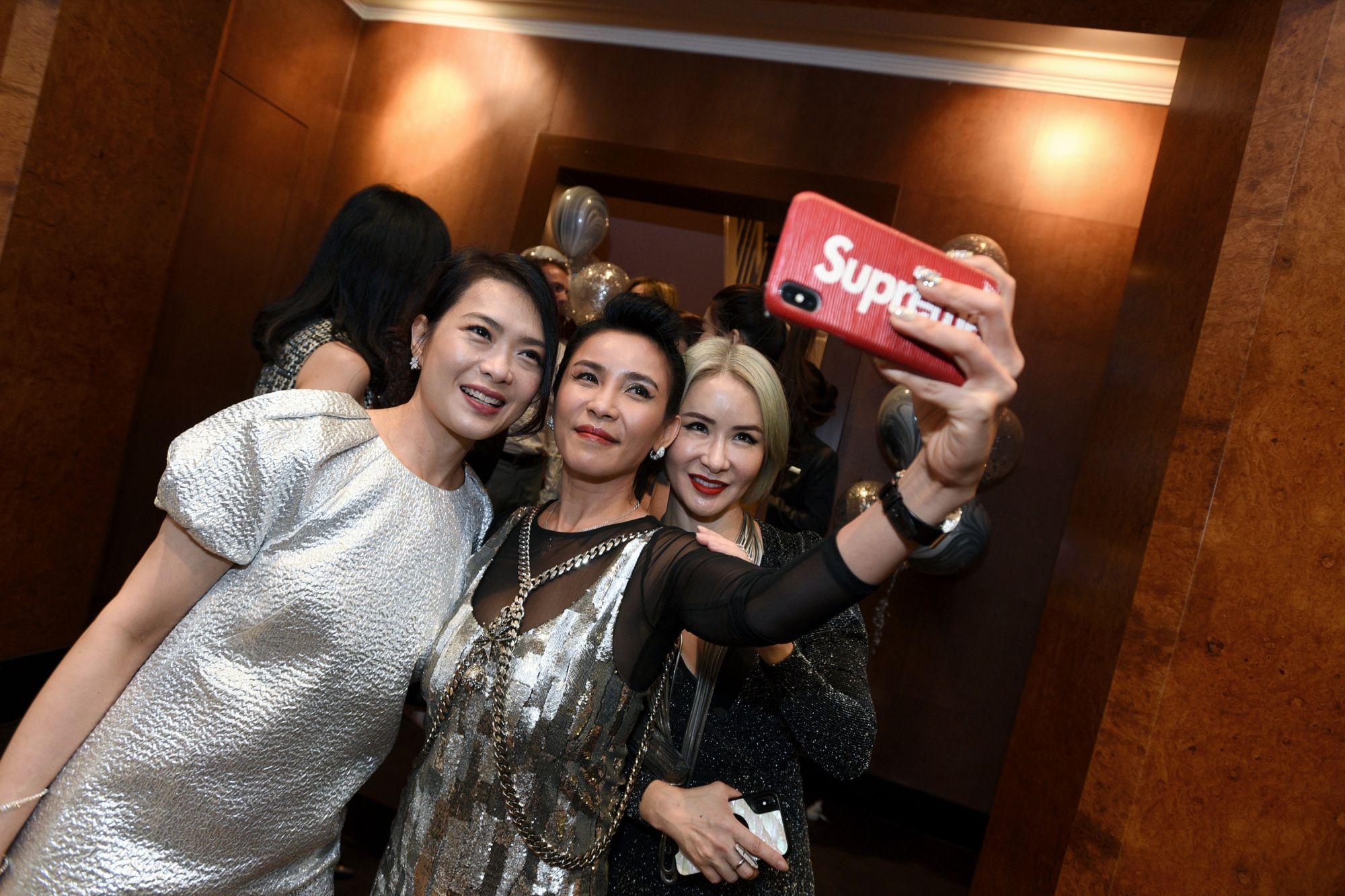 Ho Ching Lin, Fanty Soenardy, Celina Lin