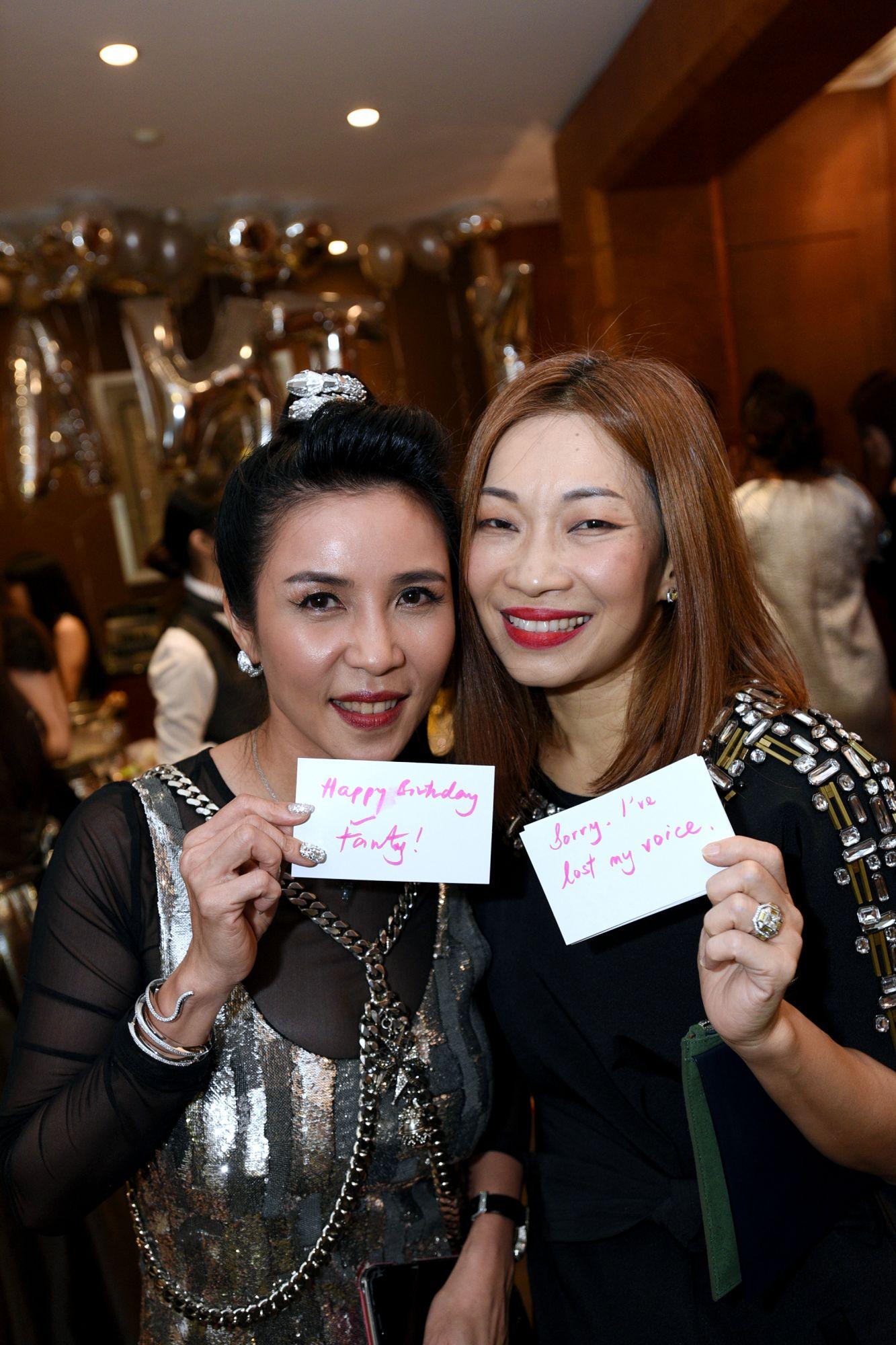 Fanty Soenardy, Corinne Ng