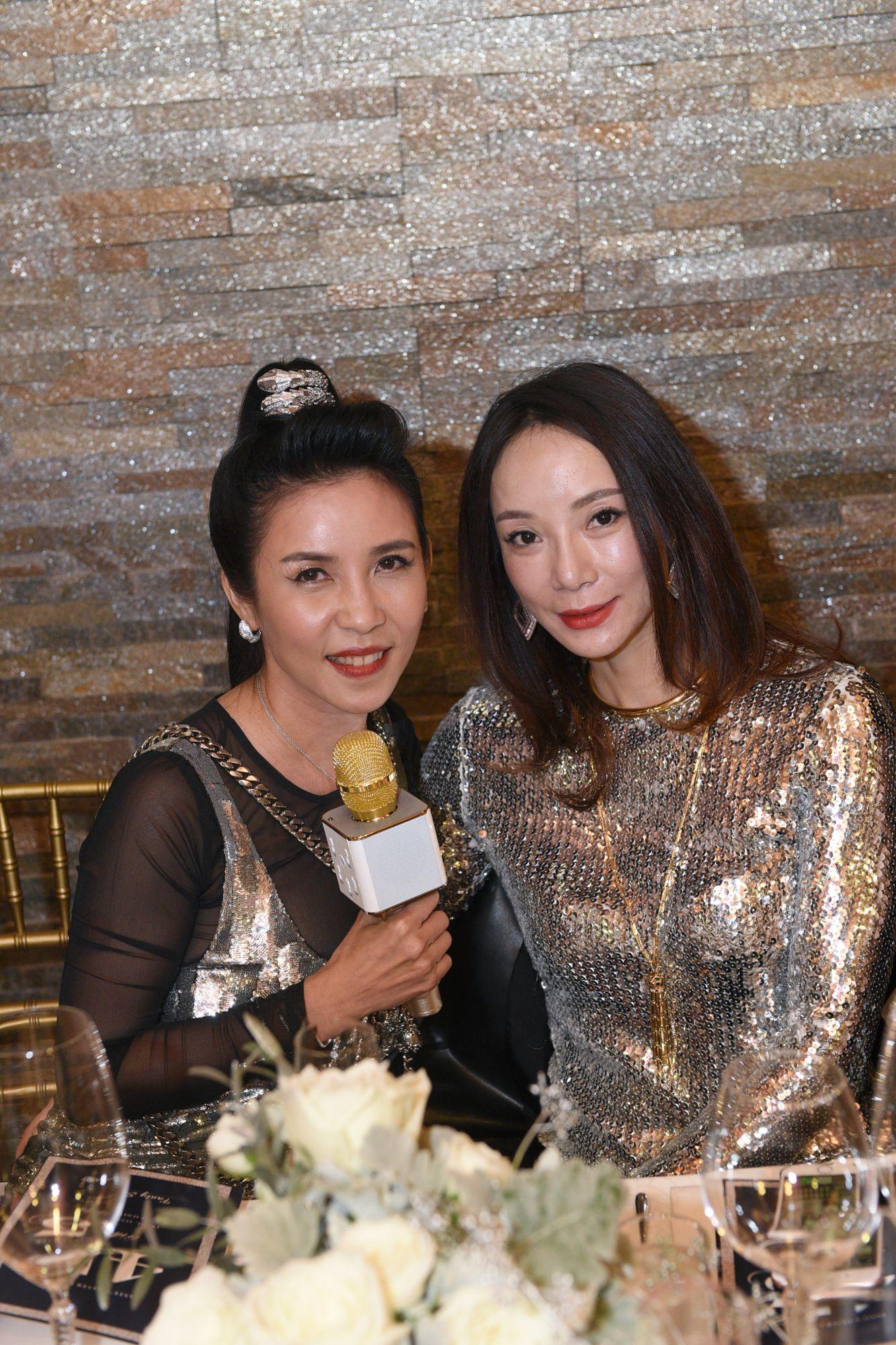 Fanty Soenardy, Angelina Choo