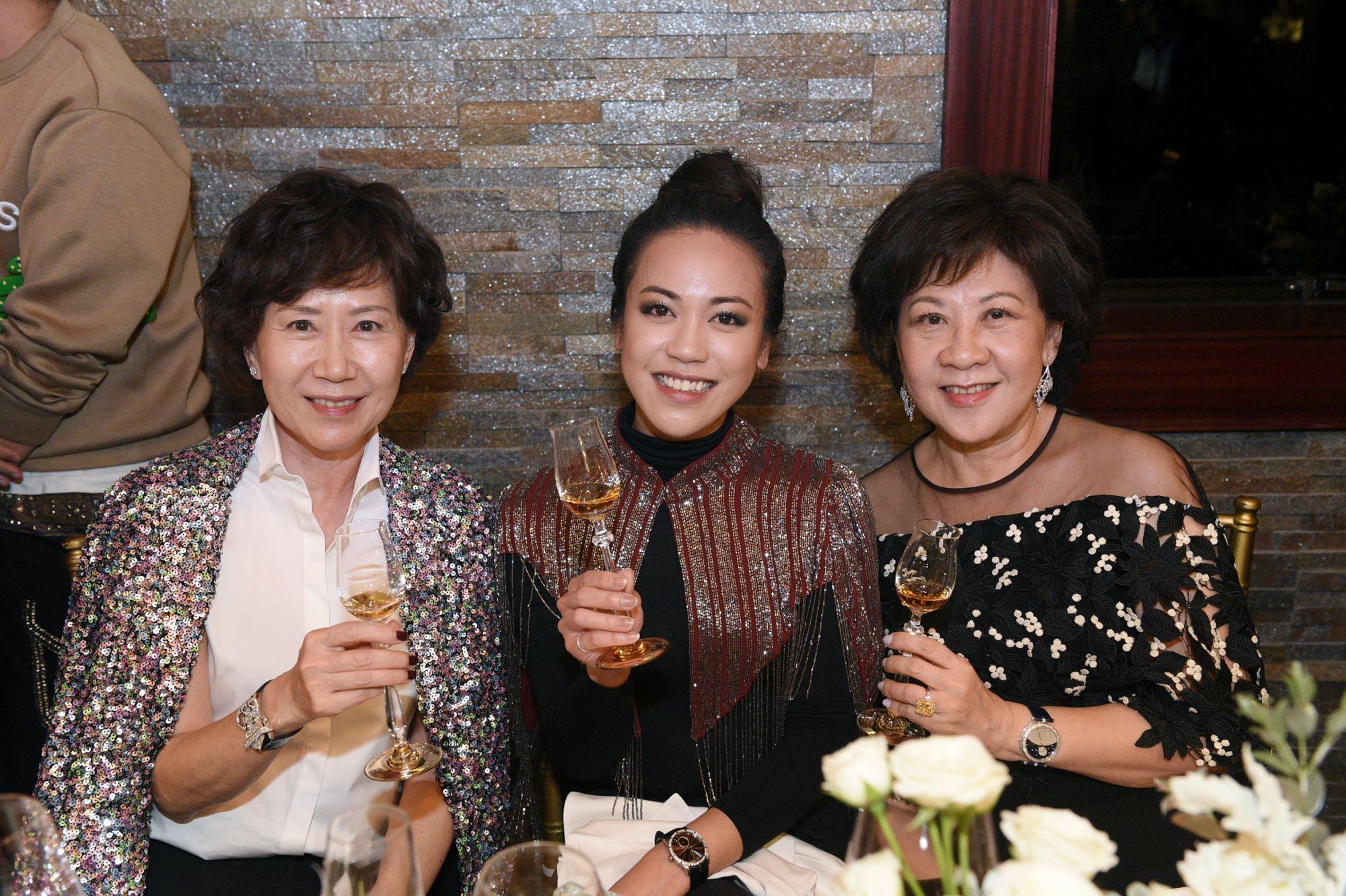 Nancy Ong, Carmen Ow, Ow Pui Yee