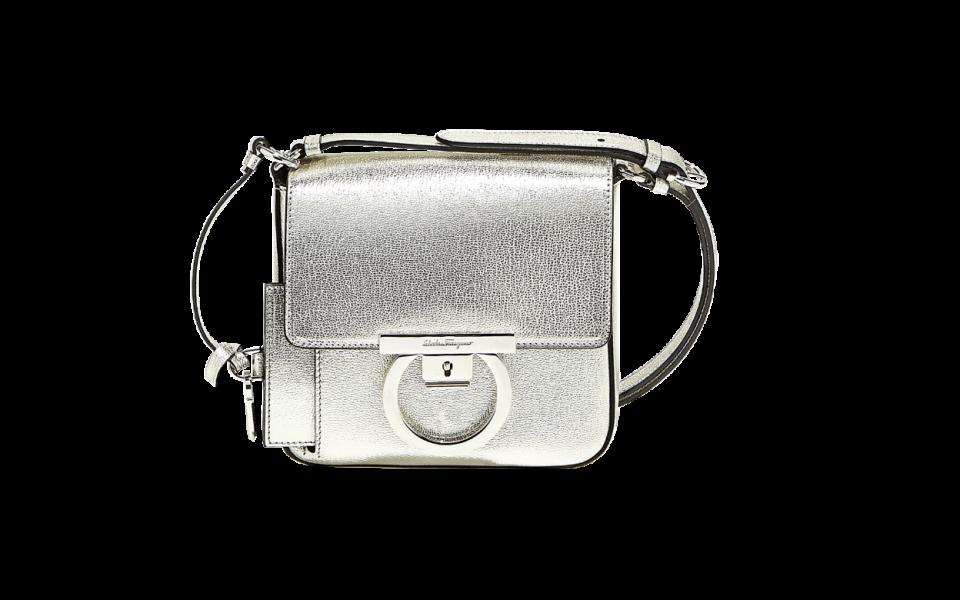 Salvatore Ferragamo Lock Bag