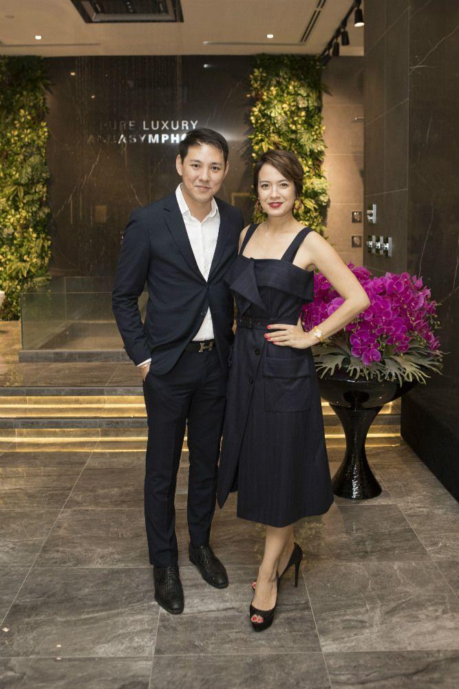 Koh Fu Sheng, Angelique Teo