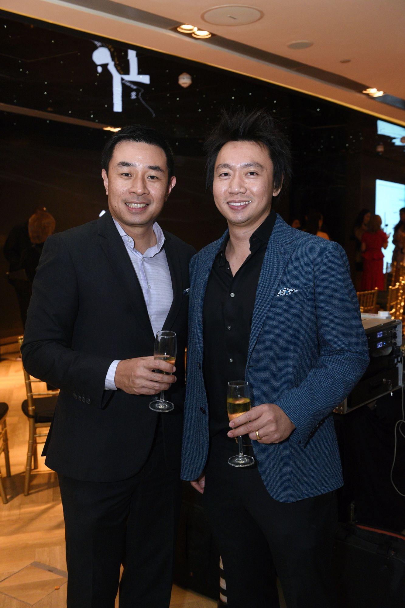 Choo Ken Yi, Samuel Tan