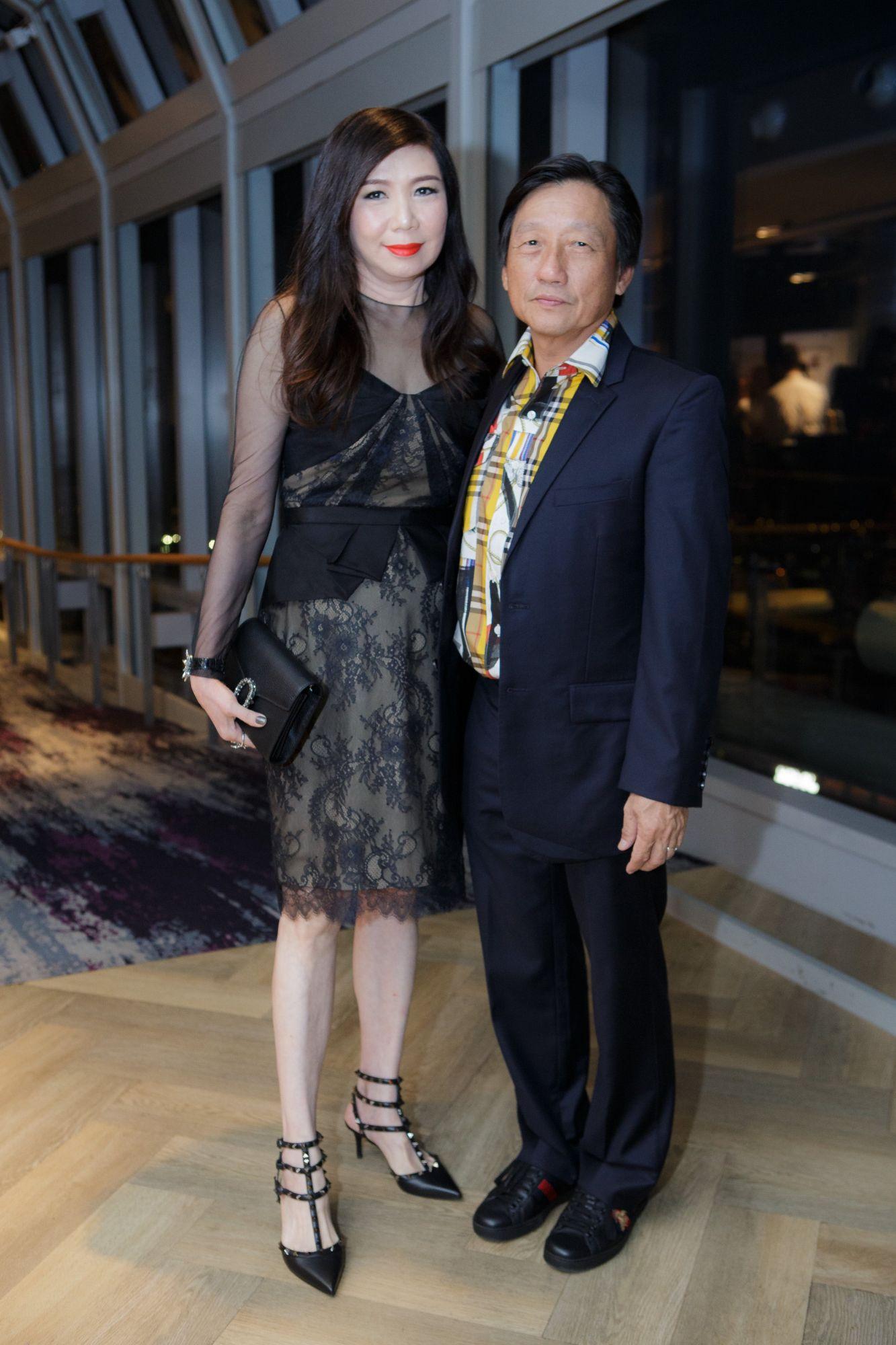 Sharon Heng, Philip Heng
