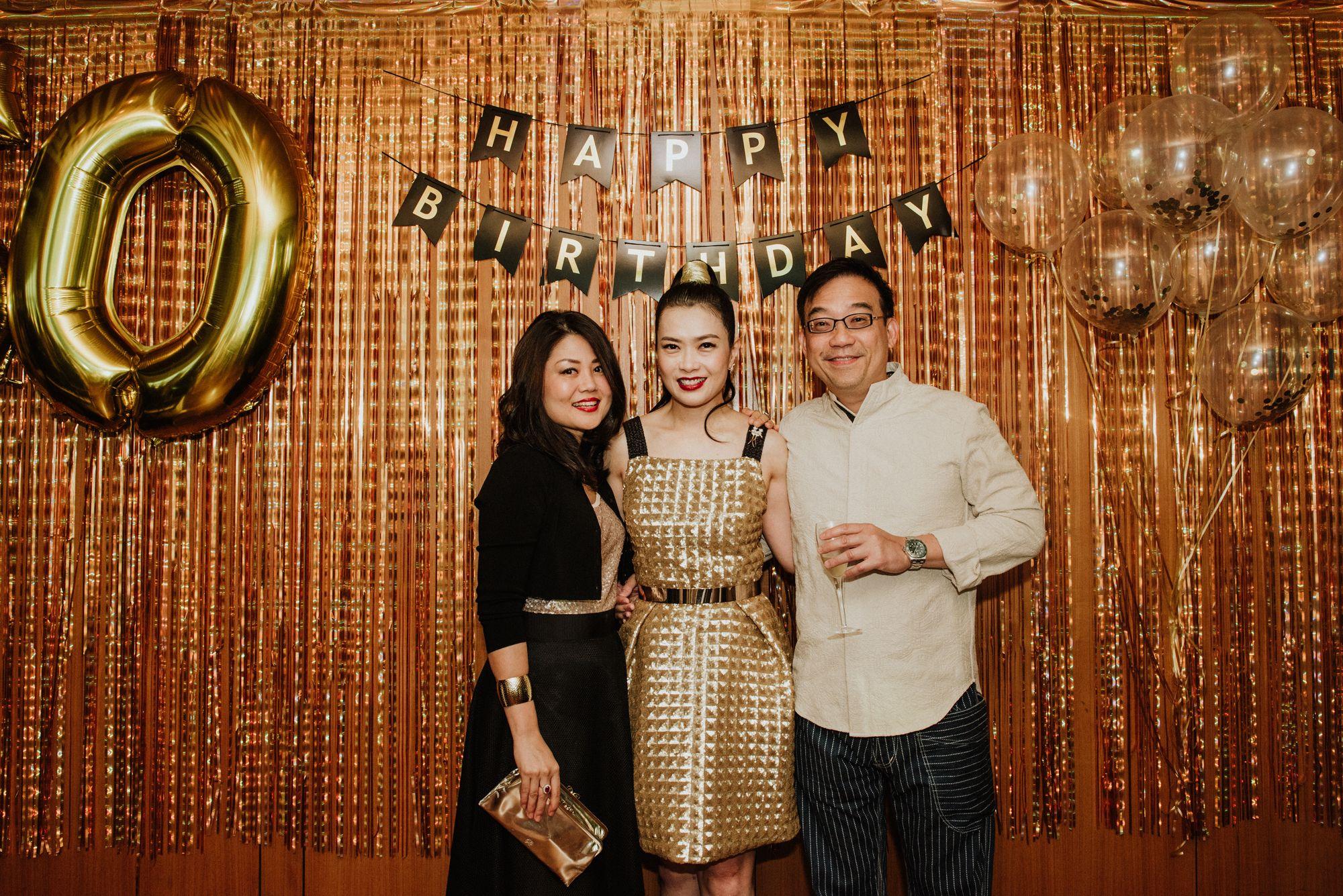 Joanna Tan, Ho Ching Lin, Koh Tien Gui
