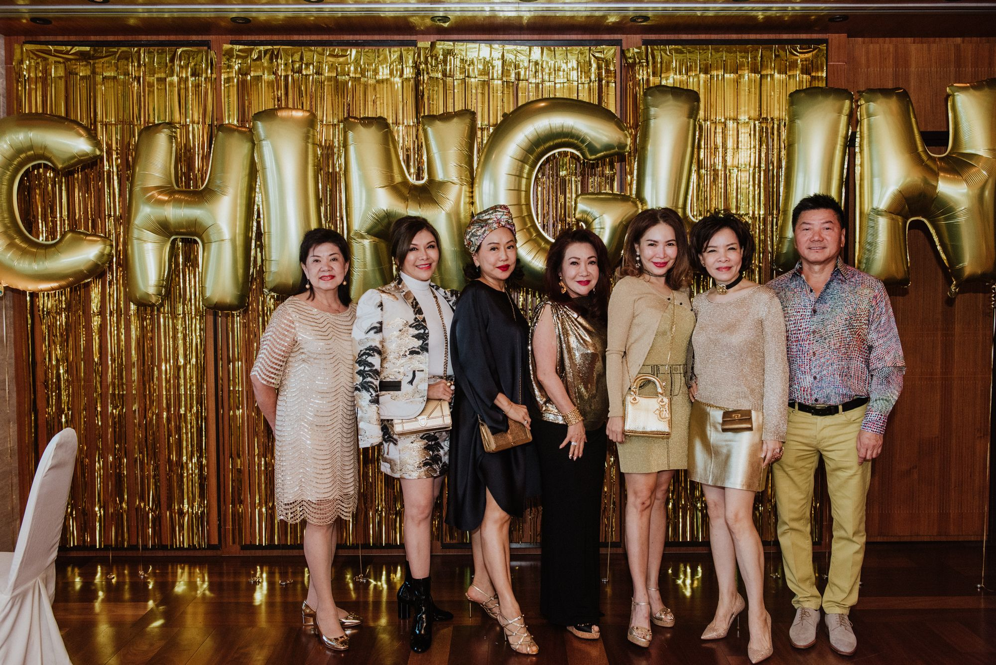 Judy Chia, Belinda Chua, Jane Soon, Lotus Soh, Jun Low, Grace Wong, Kevin Wong