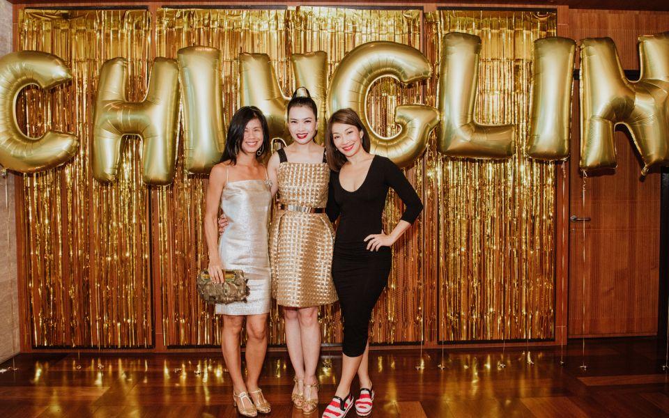 Clara Goh, Ho Ching Lin, Corinne Ng