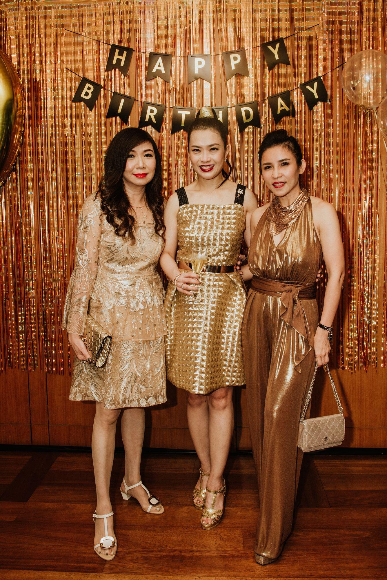 Sharon Heng, Ho Ching Lin, Fanty Soenardy